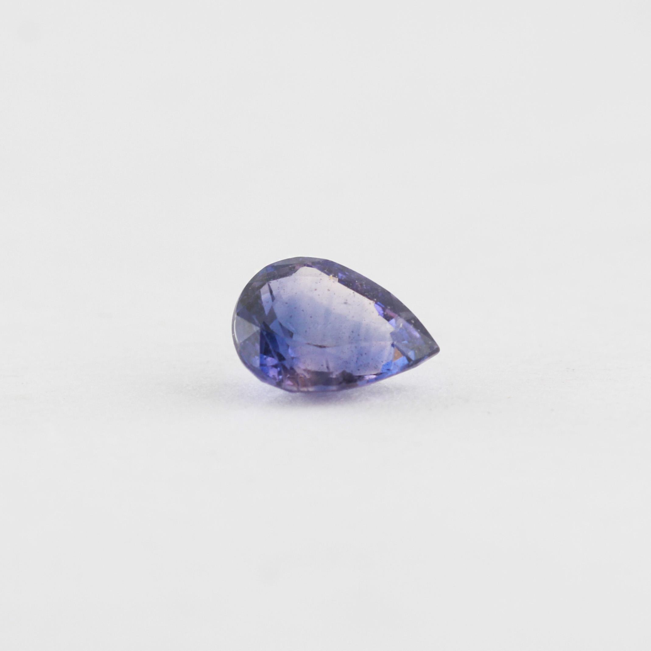 Purple/Blue Sapphire 1.79ct