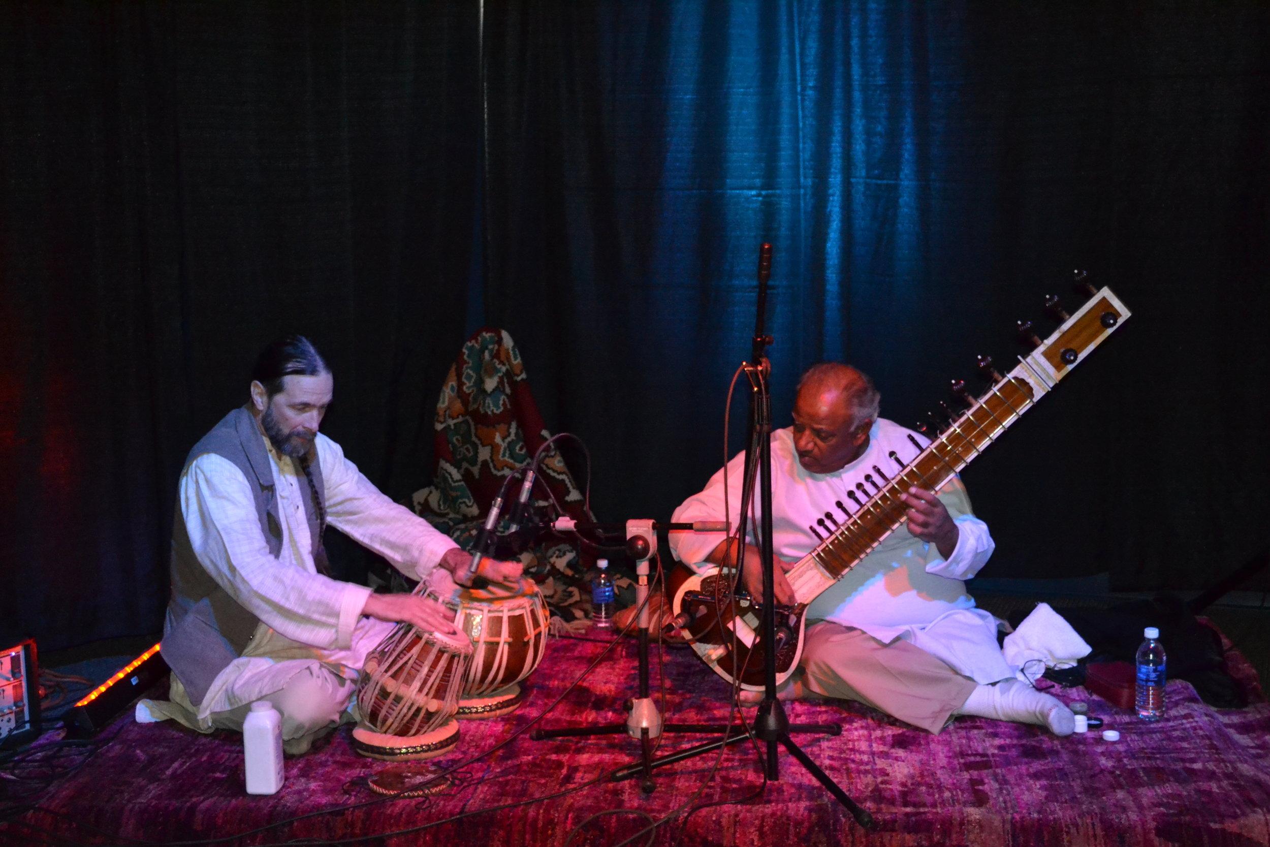 Tabla and Sitar at MAD (17).JPG