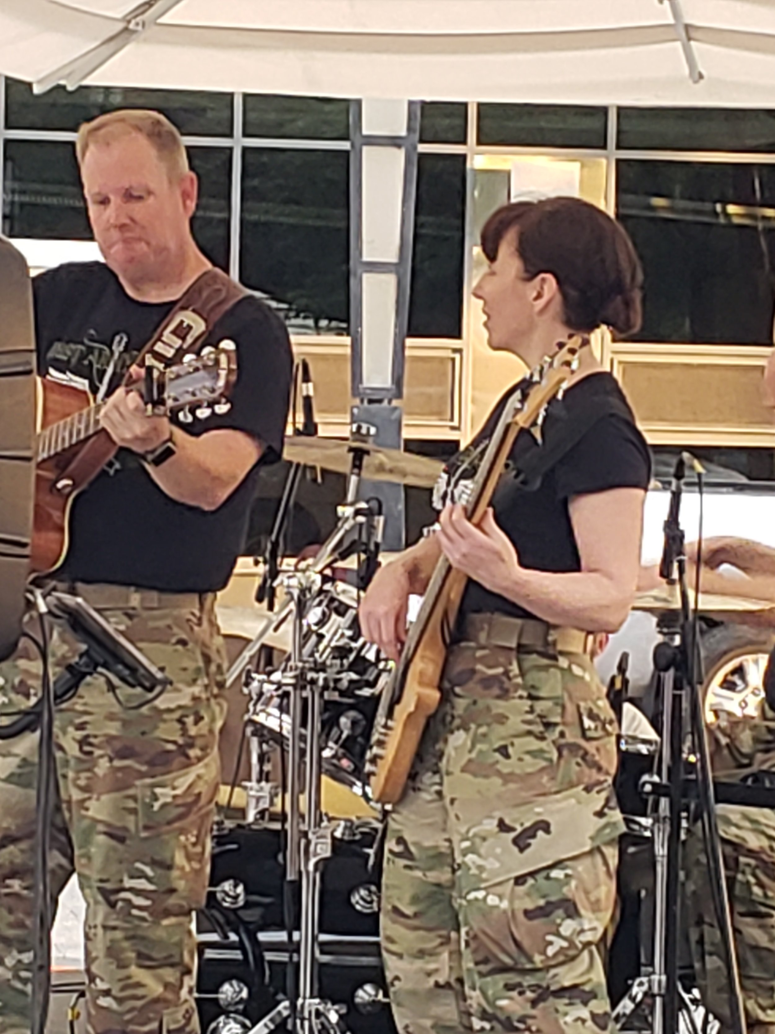 Belmar MUsic on the Plaza 101st Army Country Band (3).jpg