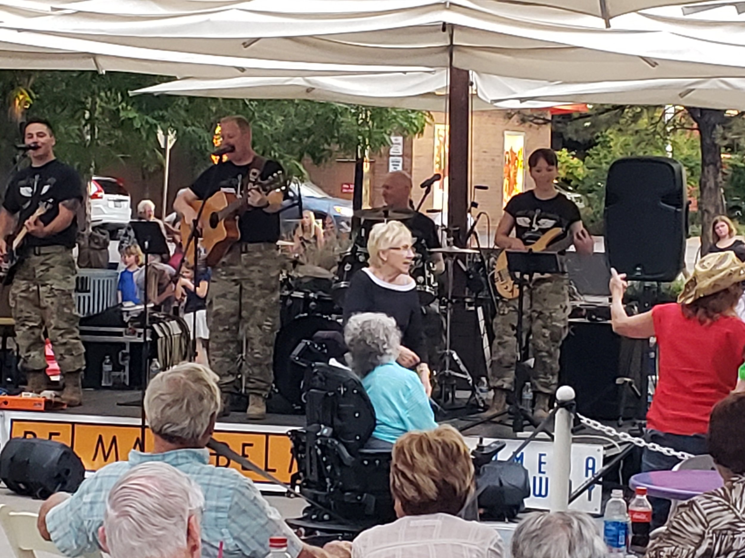 Belmar MUsic on the Plaza 101st Army Country Band (1).jpg