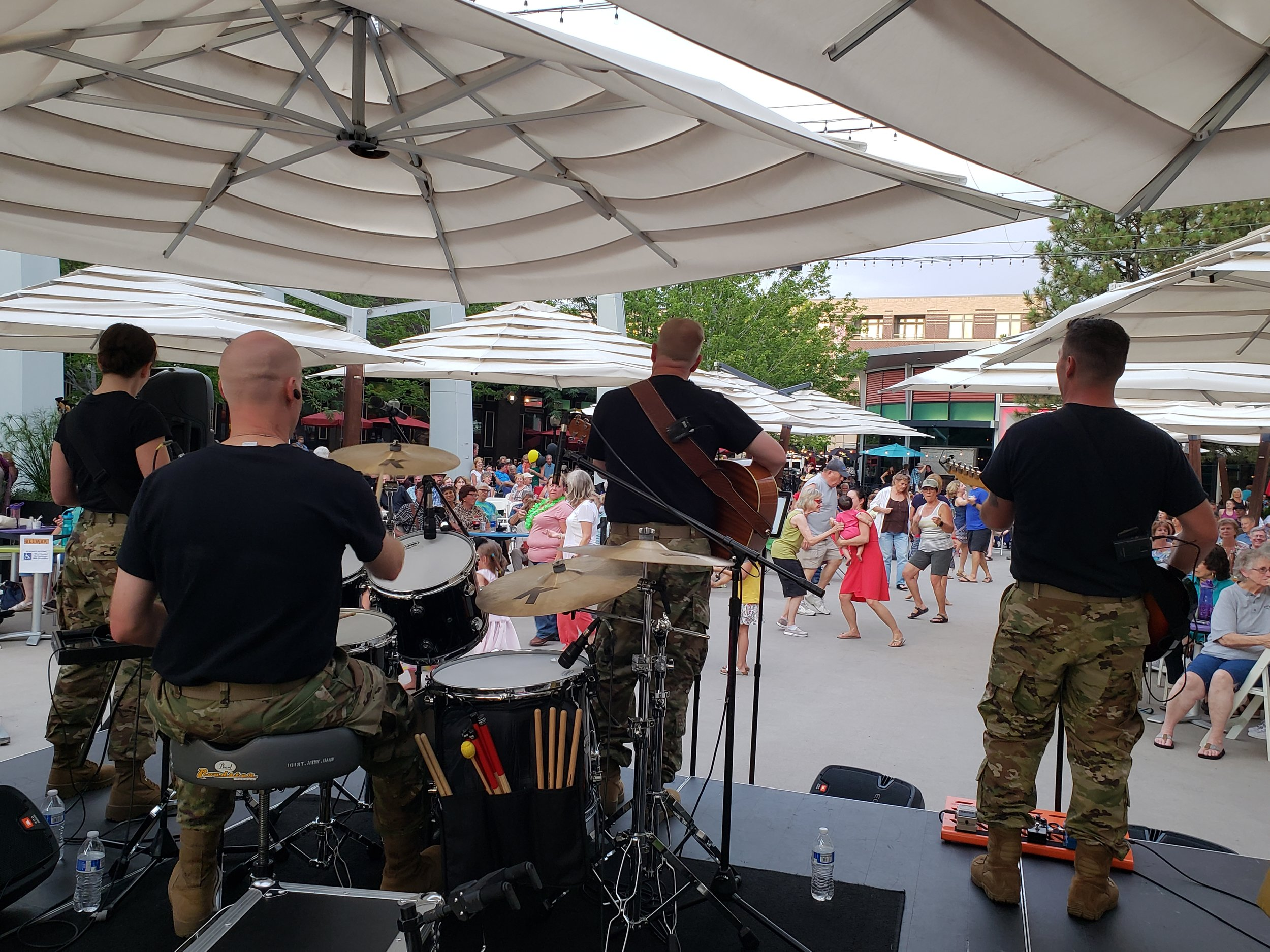 Belmar Music on the Plaza 101st Army Counrty Band.jpg