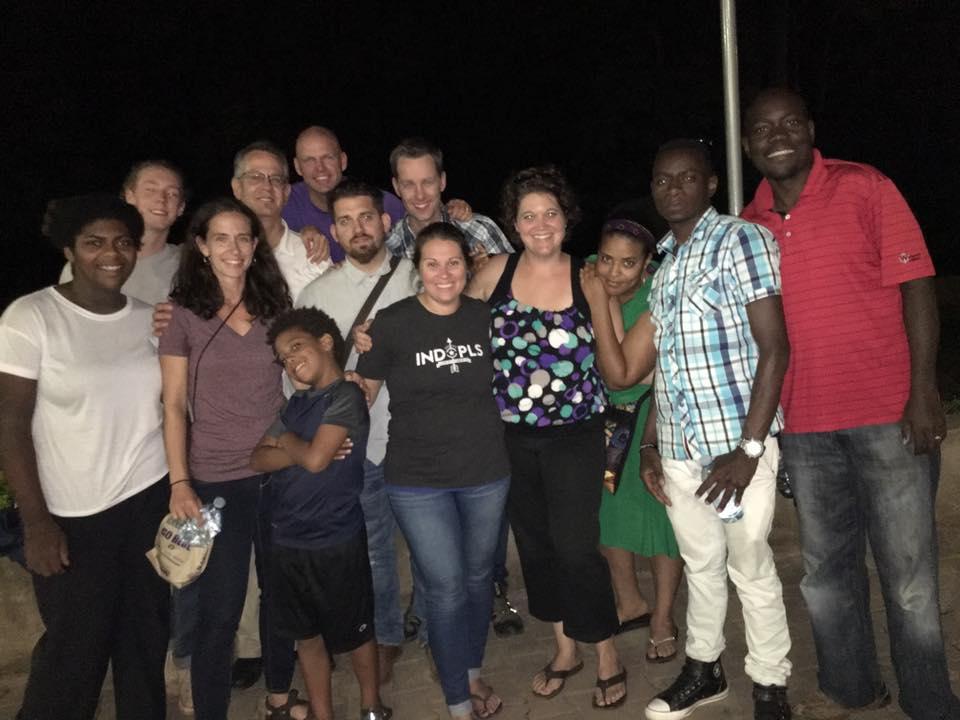Team Zion, July 2016