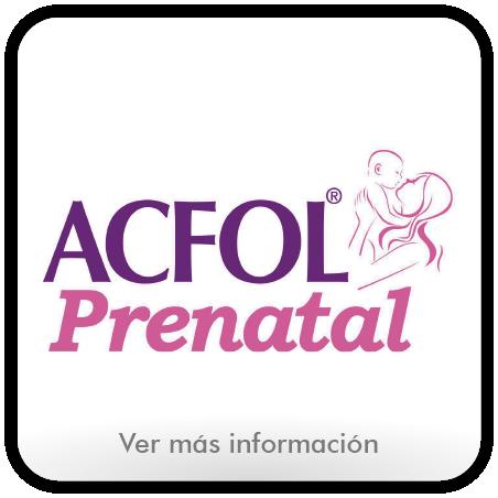 Botón Acfol Prenatal