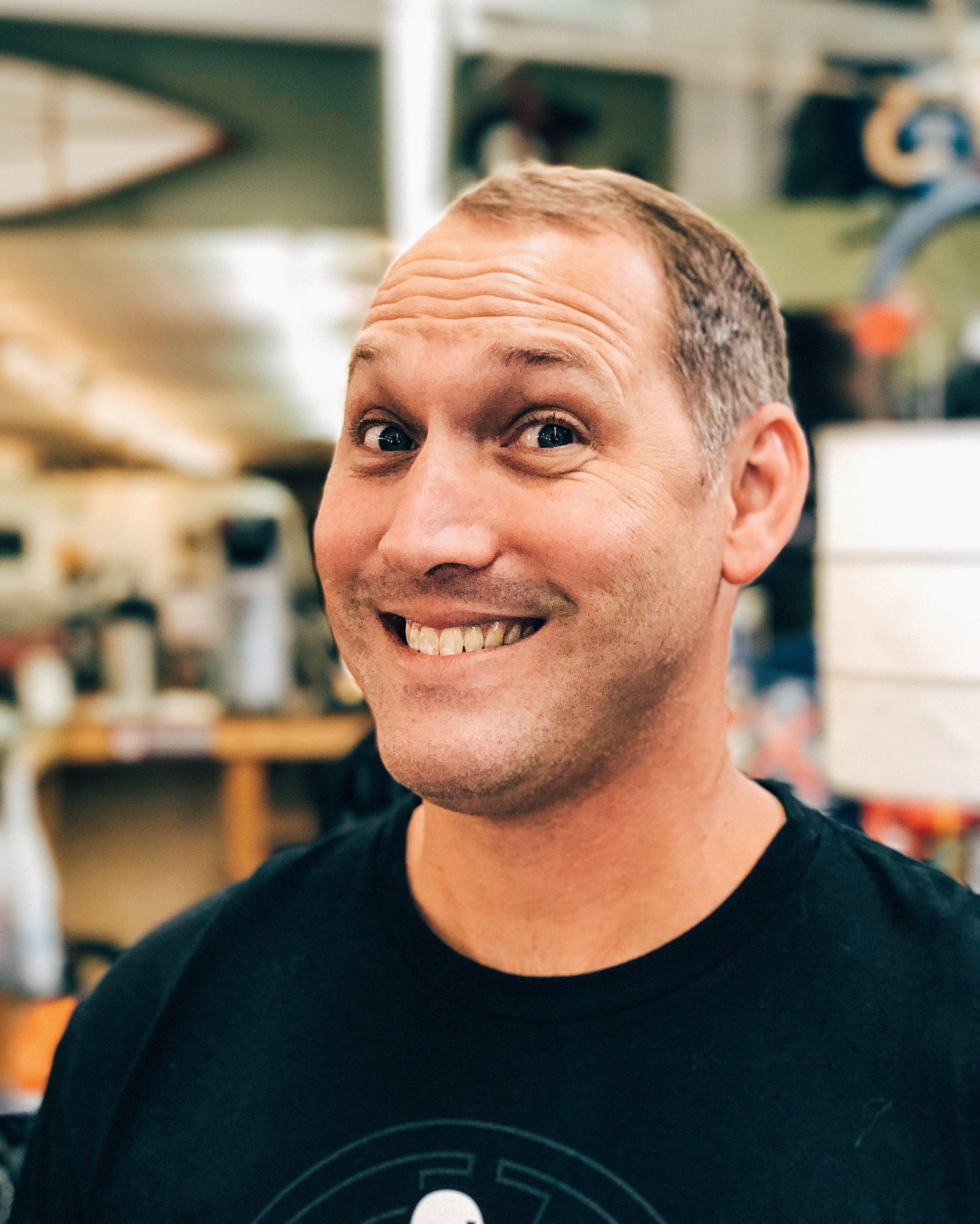 Brandon Pinke / Shop Manager
