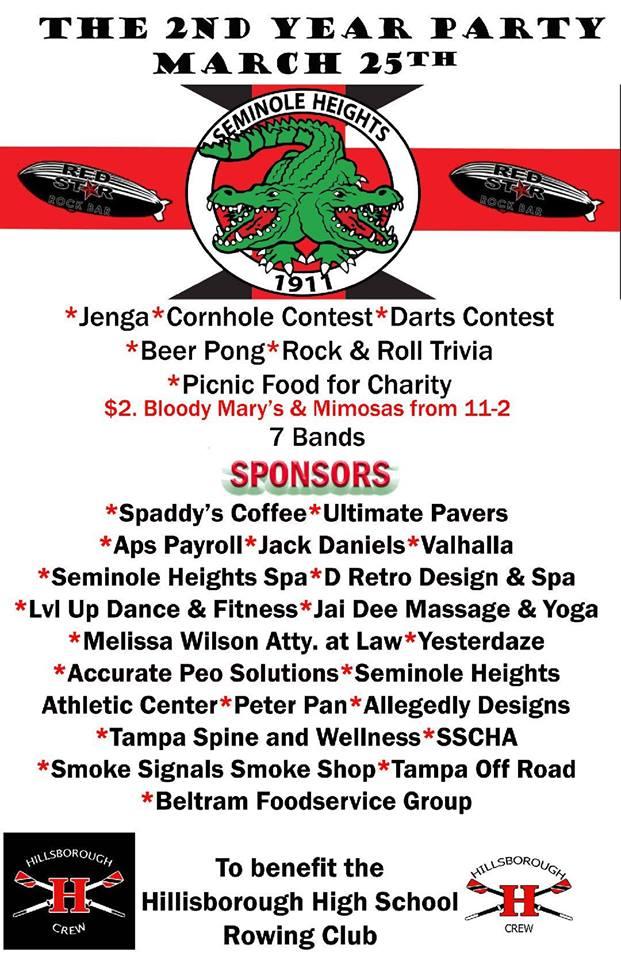 Valhalla Tampa Sponsorship
