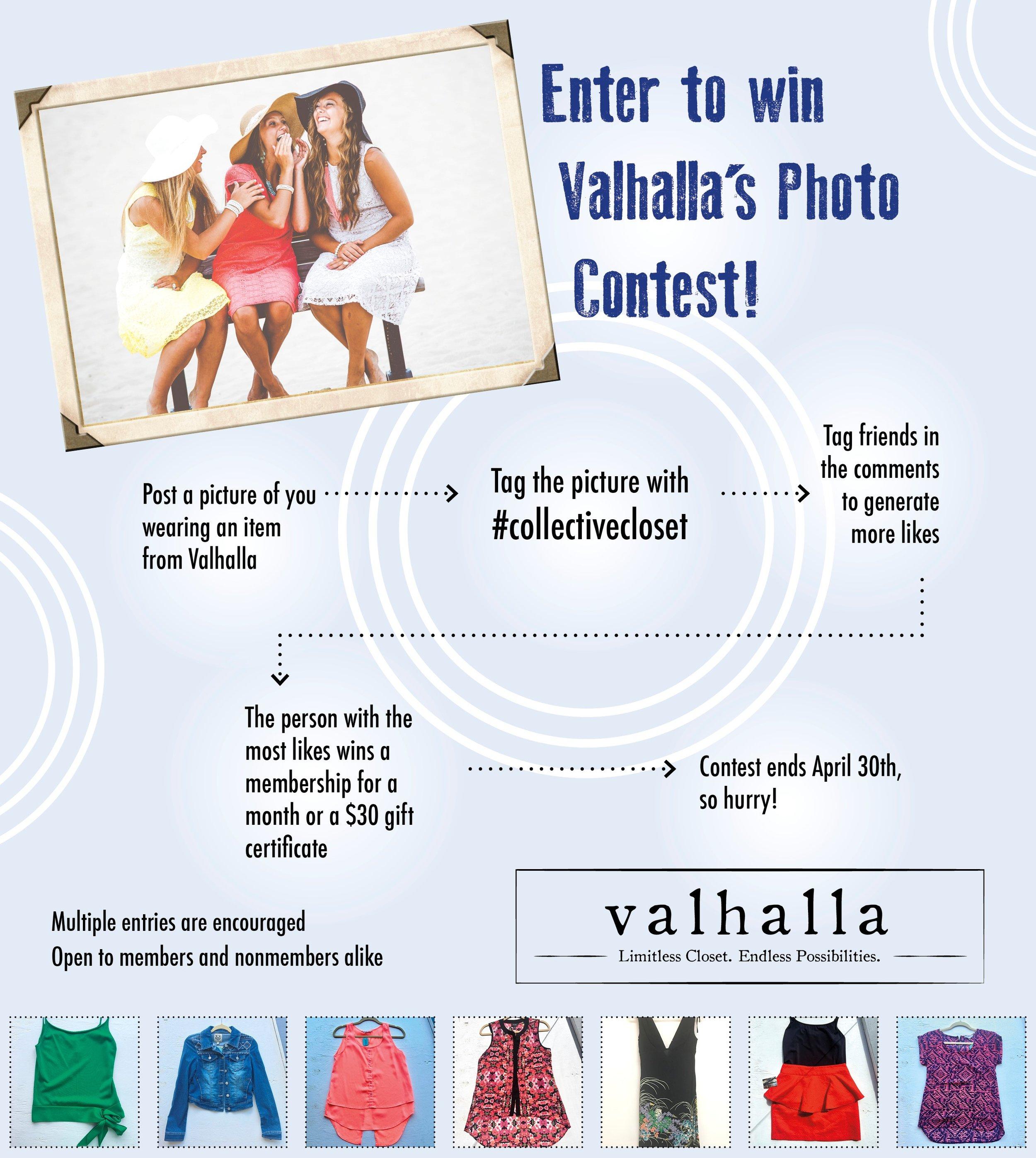 Valhalla Tampa Photo Contest