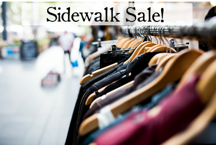 Sidewalk Sale at Valhalla