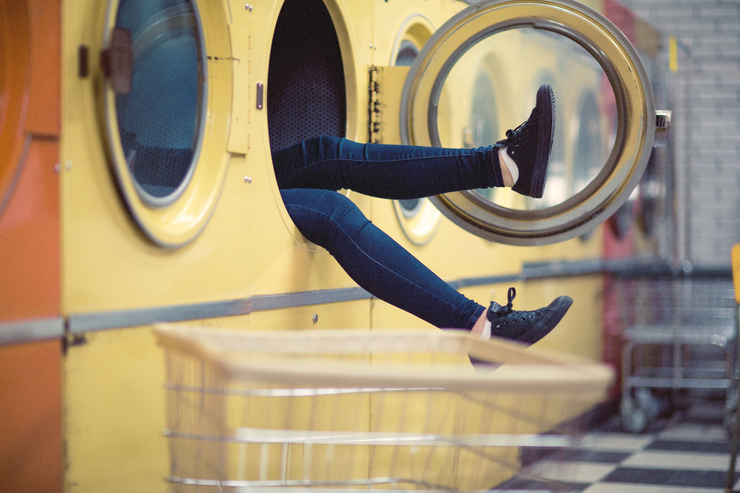 Laundry services for those without power