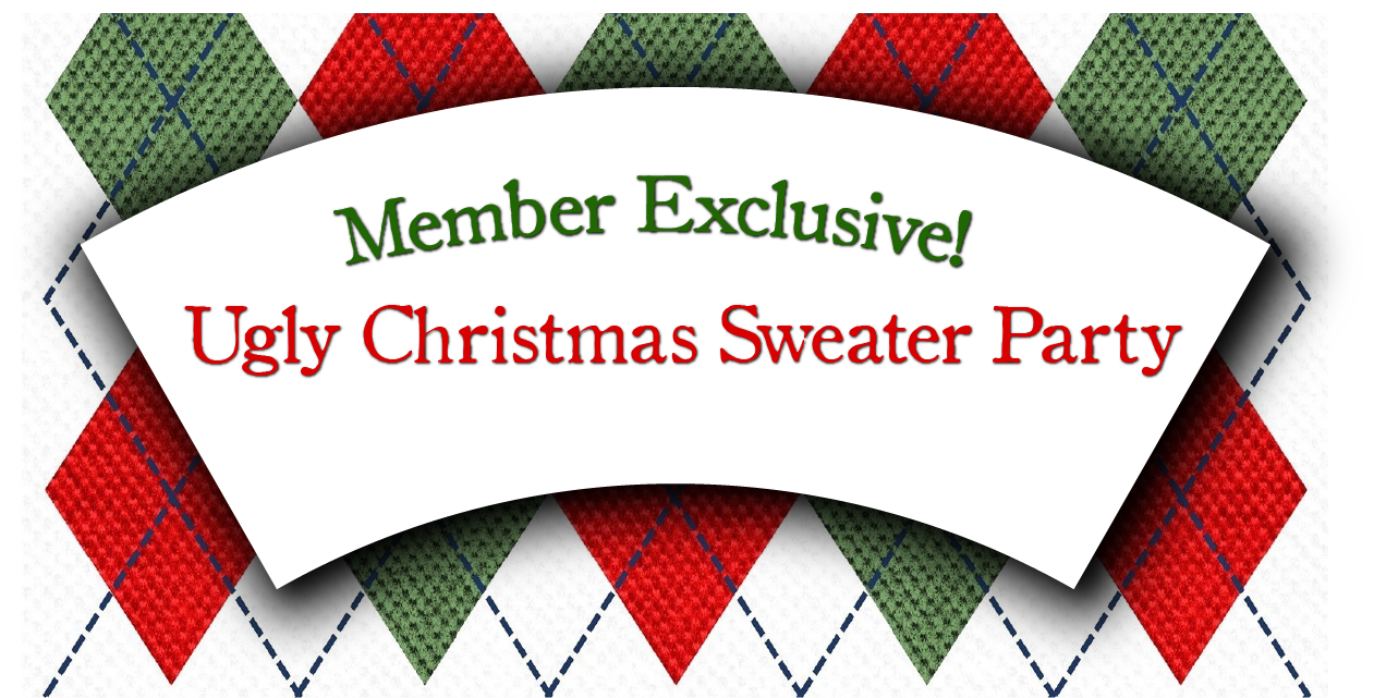 Tampa Ugly Christmas Sweater Party