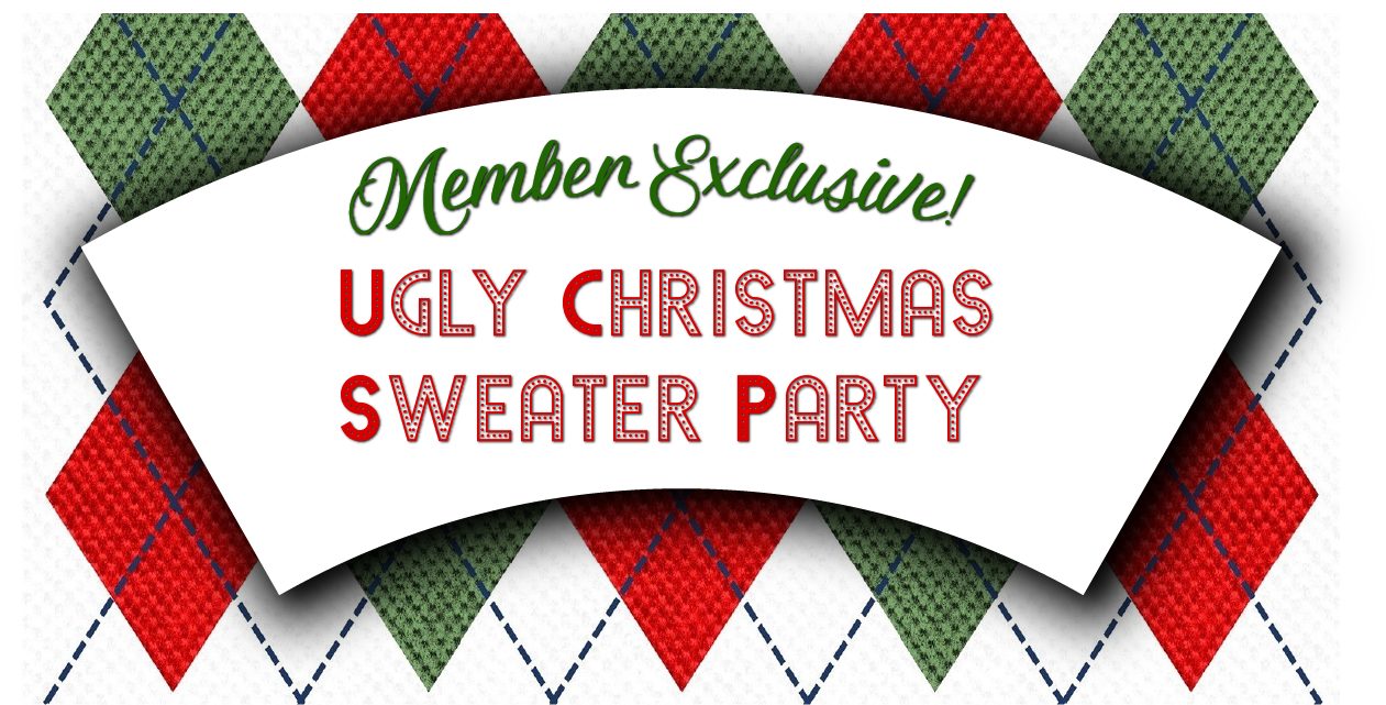 Ugly Christmas Sweater Party - Tampa