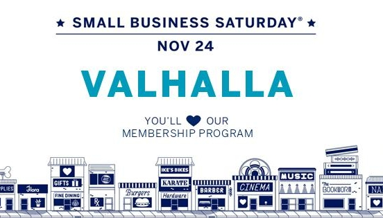 Shop Small with Valhalla in Seminole Heights