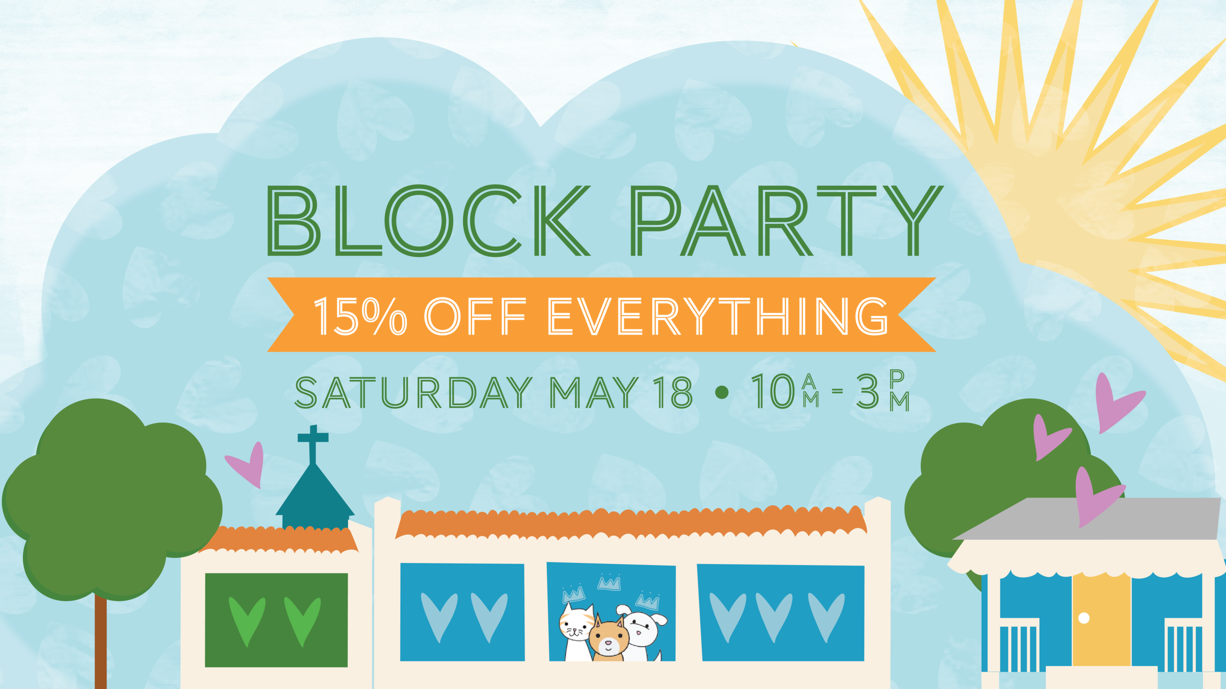 Seminole Heights Block Party