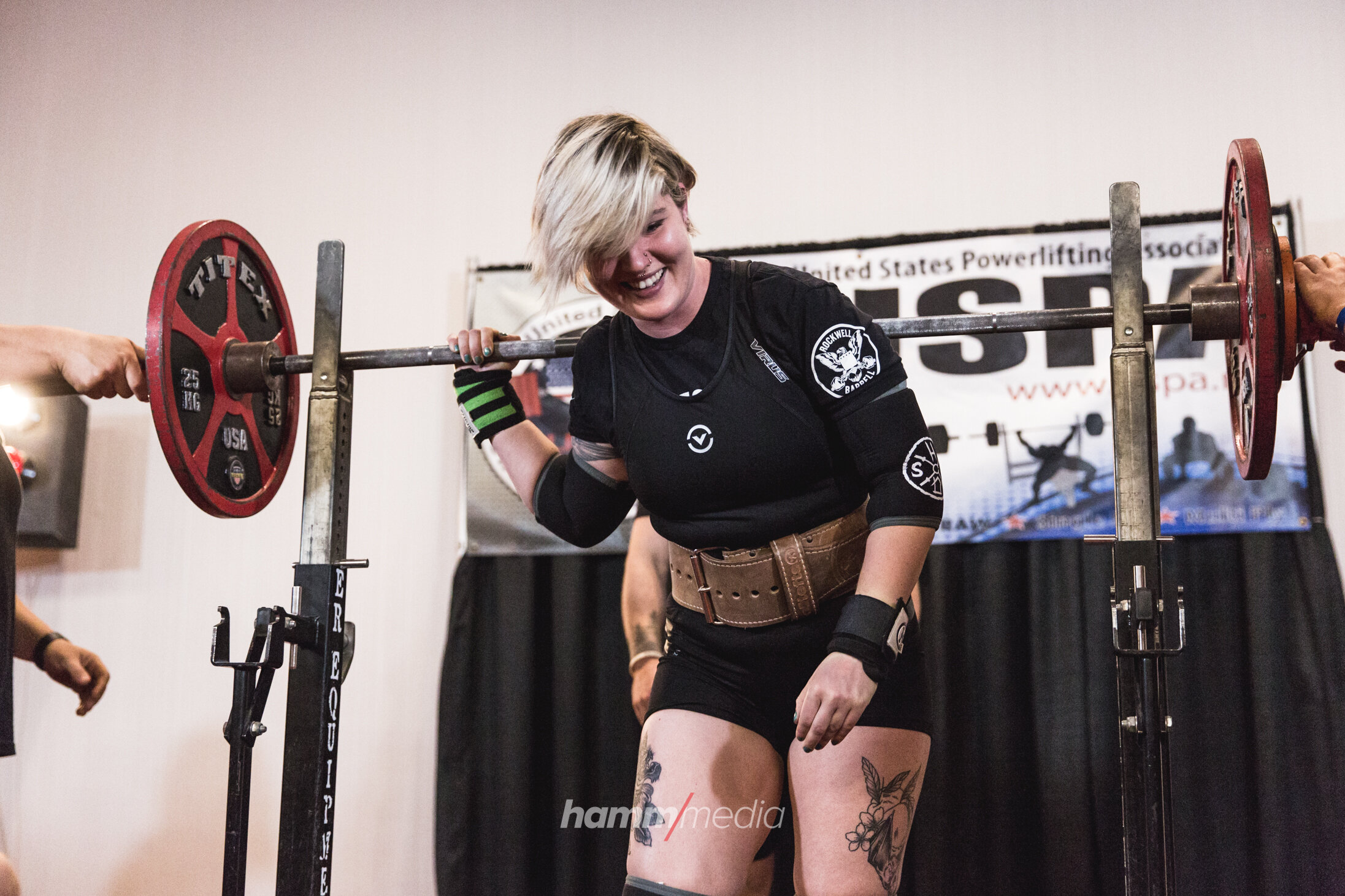 Hi, I'm Kayla - NSCA CSCSI help people get stronger. It has been a long and unconventional road to get here. I didn't start lifting weights until I was 26 years old. This is due in part to the fact that I was focused on punishing myself in the gym and too intimidated to go upstairs to the weight room. It was not until I shifted my focus from punishment to celebrating what my body can do that I was able to make peace with myself and accept and celebrate where I am it. It is because of this self discovery that I chose to dedicate my work to sharing the power of strength training with others. Training is much more than the physical act. SFEB is a collaborative approach to strength and powerlifting training to help you grow into your strongest self.Let's Work Together ➝