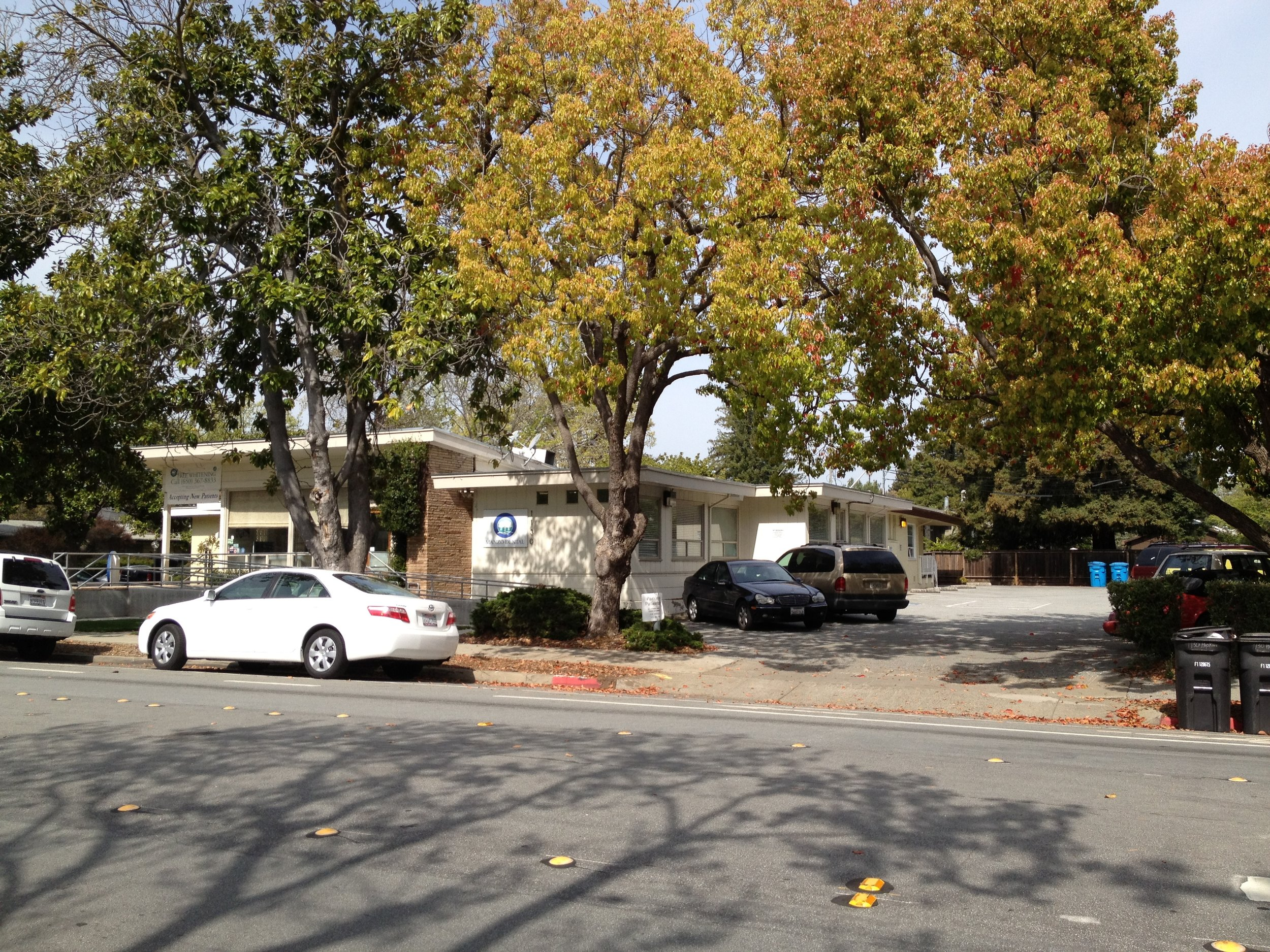 1130 Hopkins Avenue & 81-93 Birch Street, Redwood City, CA 94062 5,367 SF Two Building Medical Office Property $1,694,000