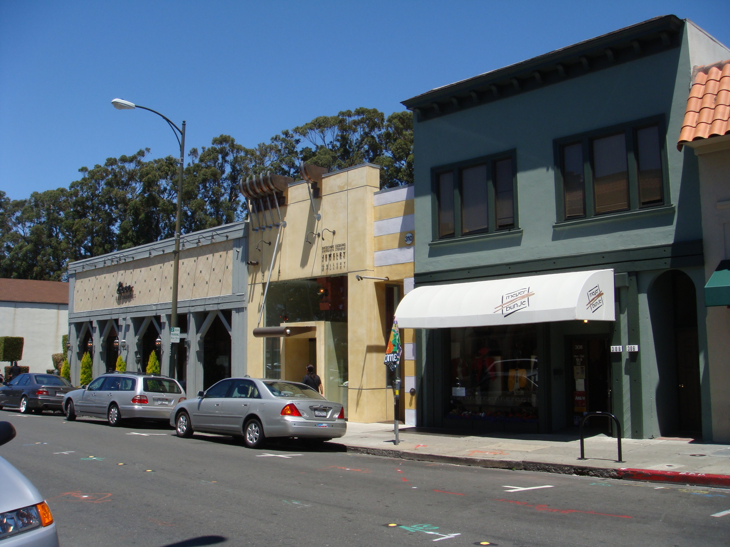 306-314 Lorton Avenue, Burlingame, CA 94010 11,397 SF Three Building Mixed-Use Retail $4,255,000
