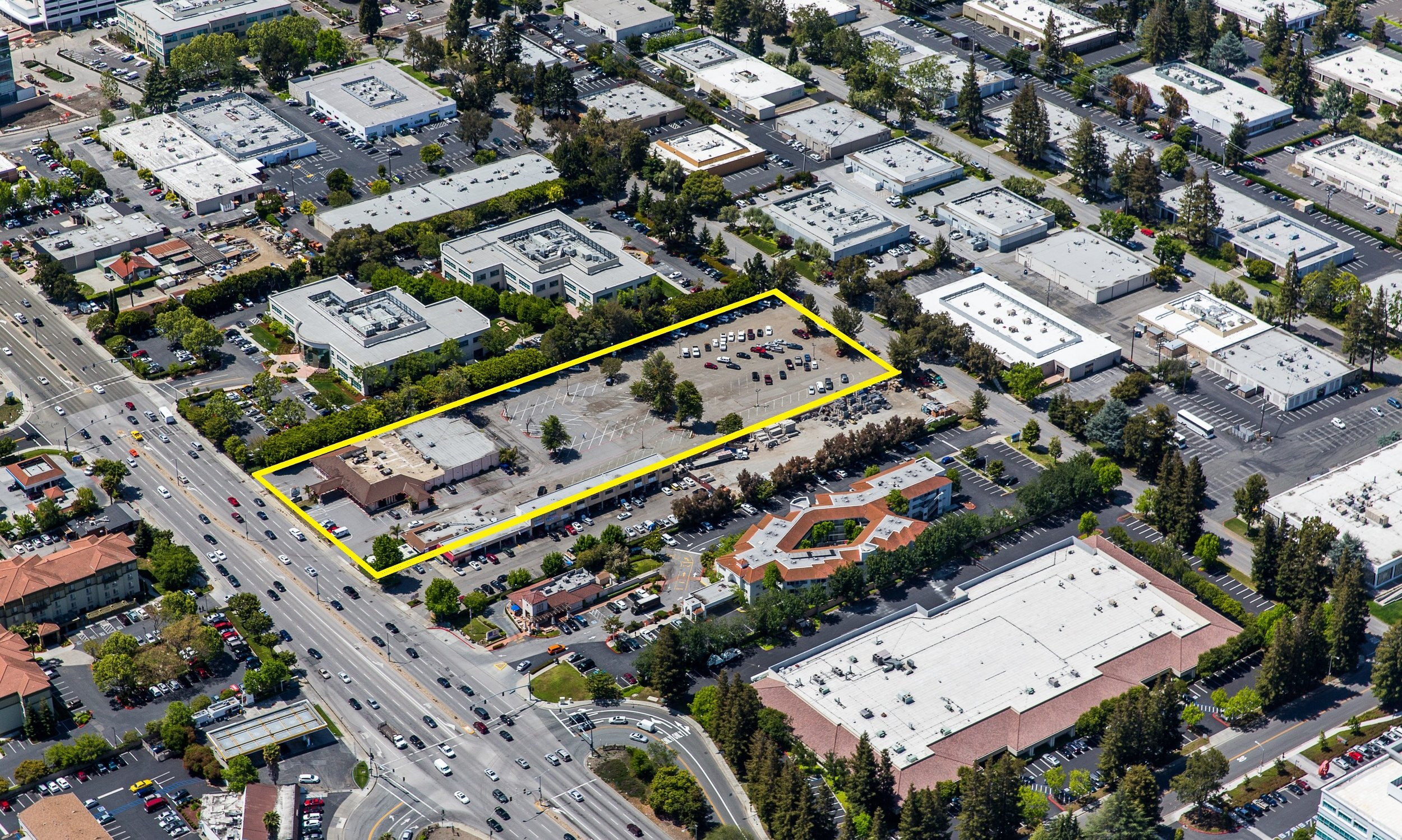 769 North Mathilda Avenue, Sunnyvale, CA 94085 12,748 SF Property on 149,410 SF Parcel $21,000,000