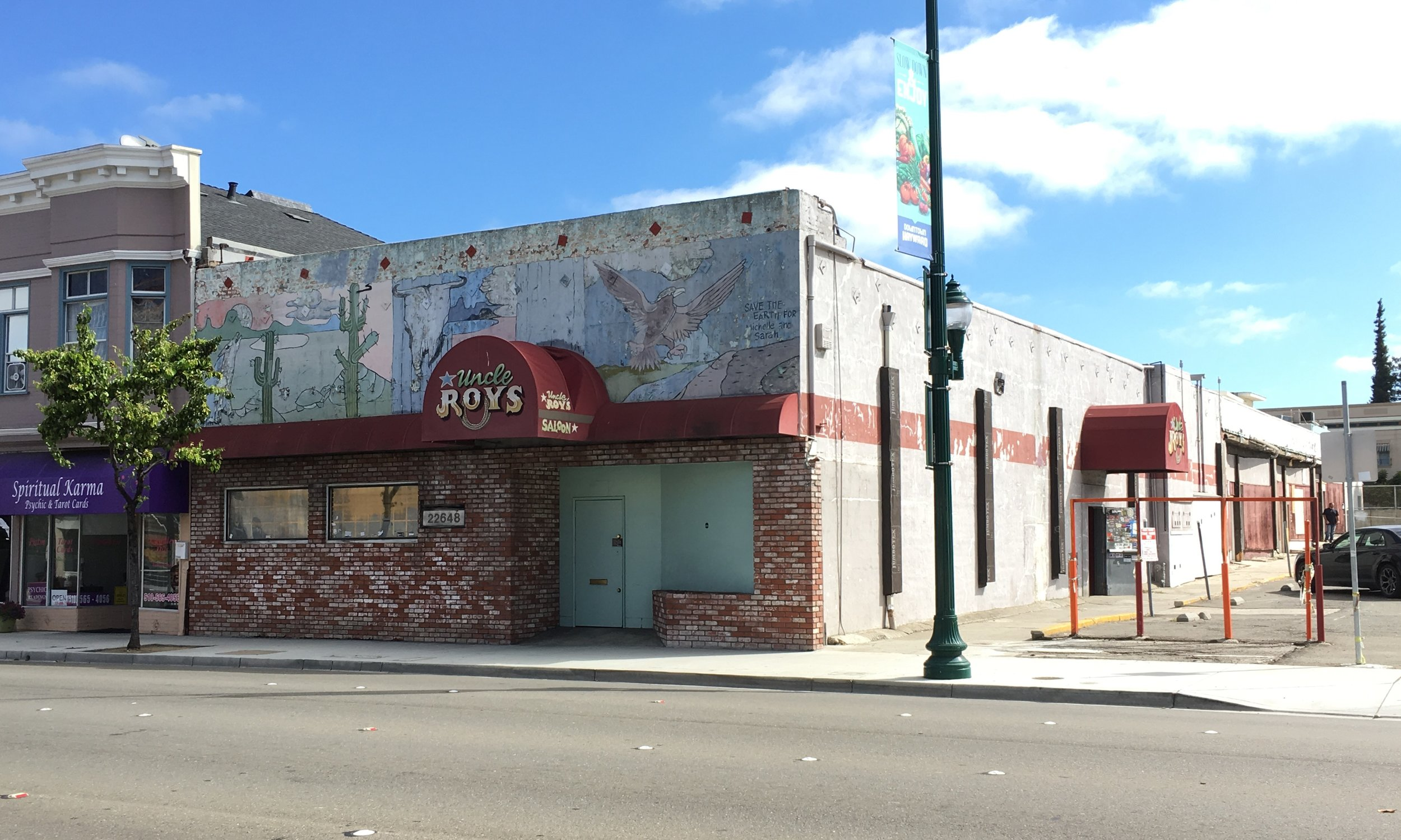 22648-22664 Mission Boulevard, Hayward, CA 94541 7,920 SF Property on 17,015 SF Parcel $1,200,000