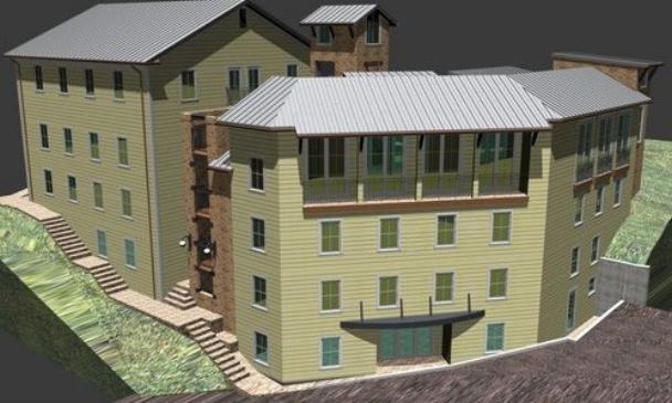 Third Street, Saratoga, CA 2,123 SF Vacant Land $405,000