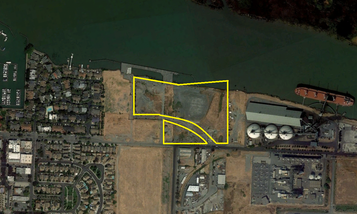 595 East 3rd St, Pittsburg, CA 94565 12.72 AC Parcel $7,000,000