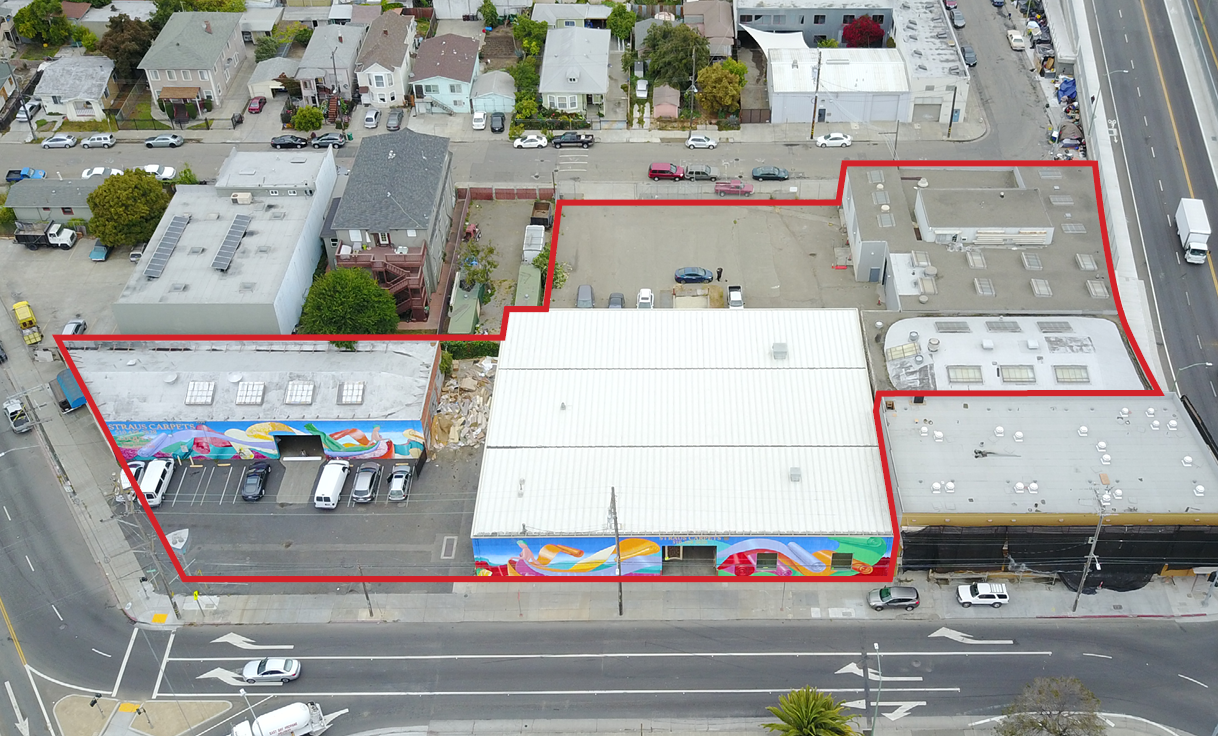 2828 Ford St, Oakland, CA 94601 30,130 SF Three Industrial Buildings $6,600,000