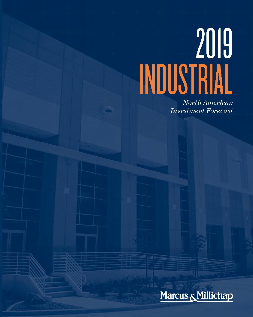 2019 IndustrialNorth AmericanInvestment Forecast -