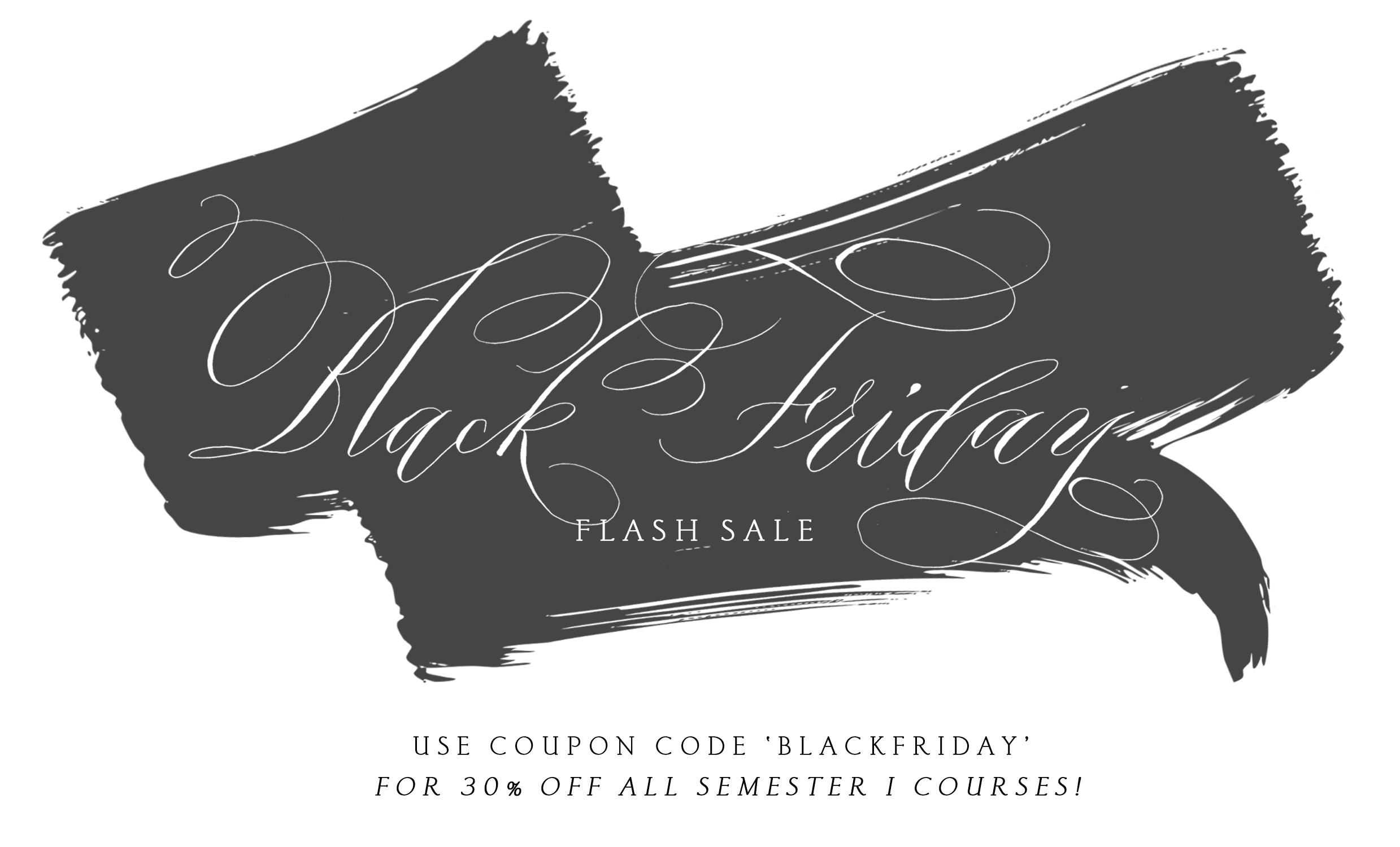 Design House Prep School | Black Friday Sale