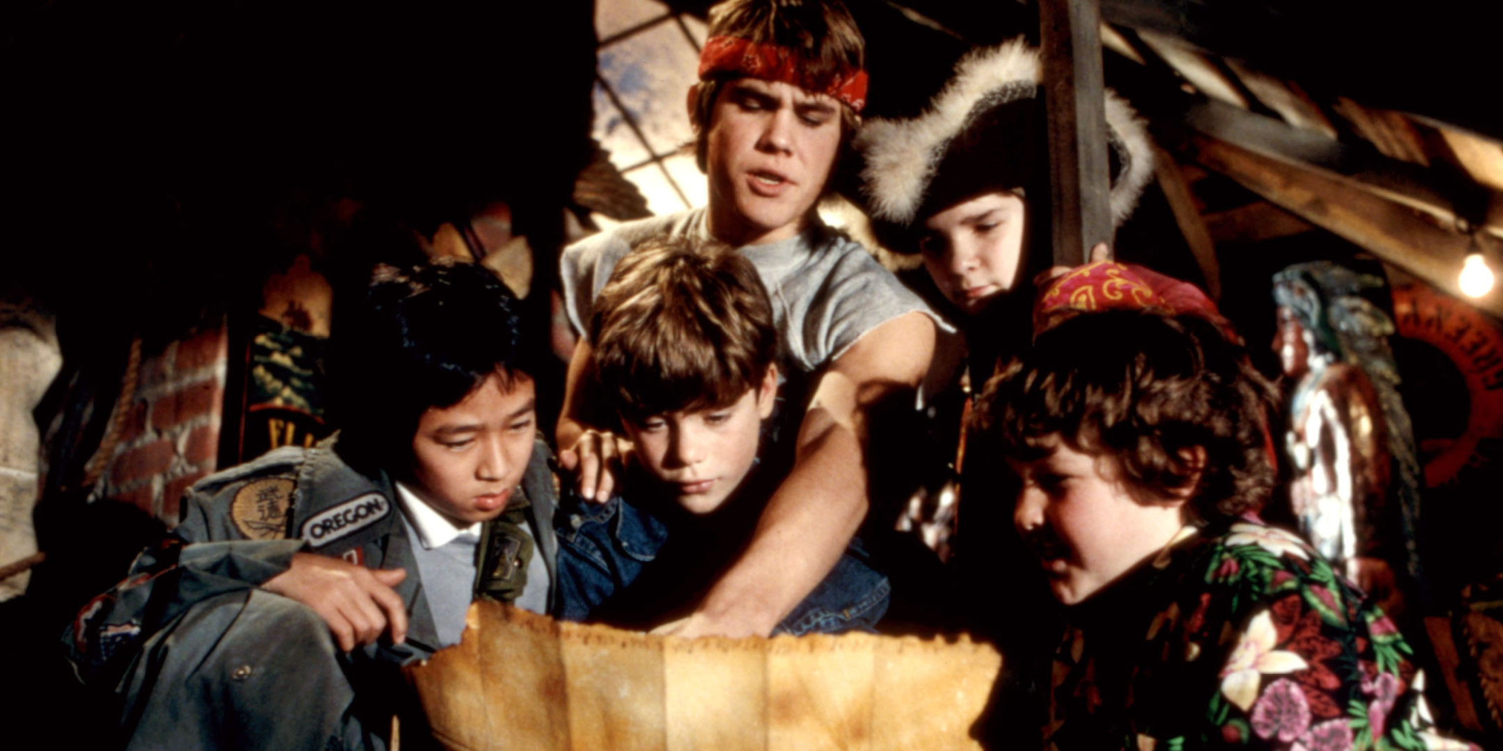 The Goonies— Saturday, June 29 - DONATIONS TO BENEFIT THE WALDO THEATER RESTORATION