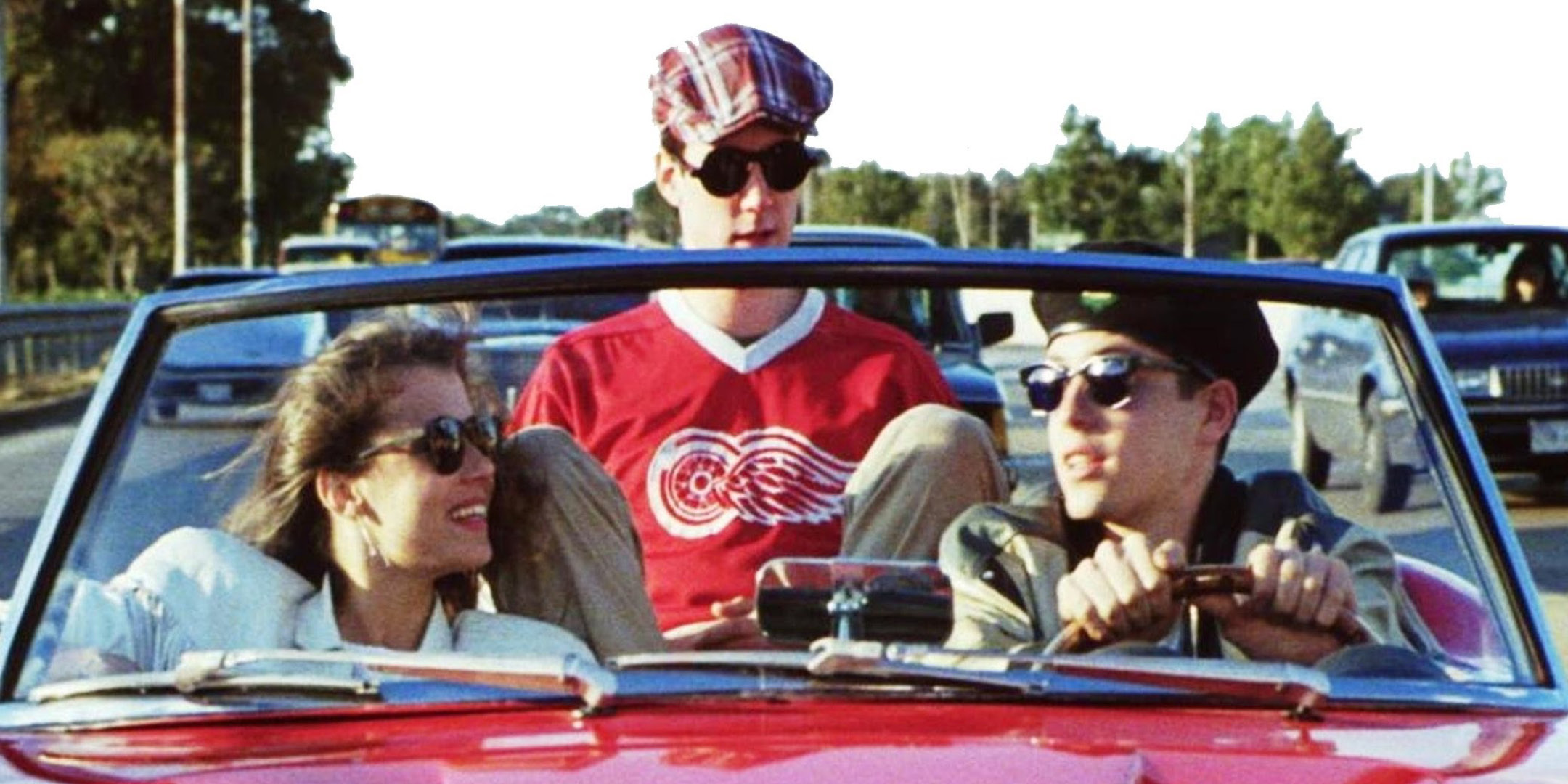 Ferris Bueller's Day Off — Saturday, July 27 - DONATIONS TO BENEFIT OUR LOCAL VOLUNTEER FIRE DEPARTMENT