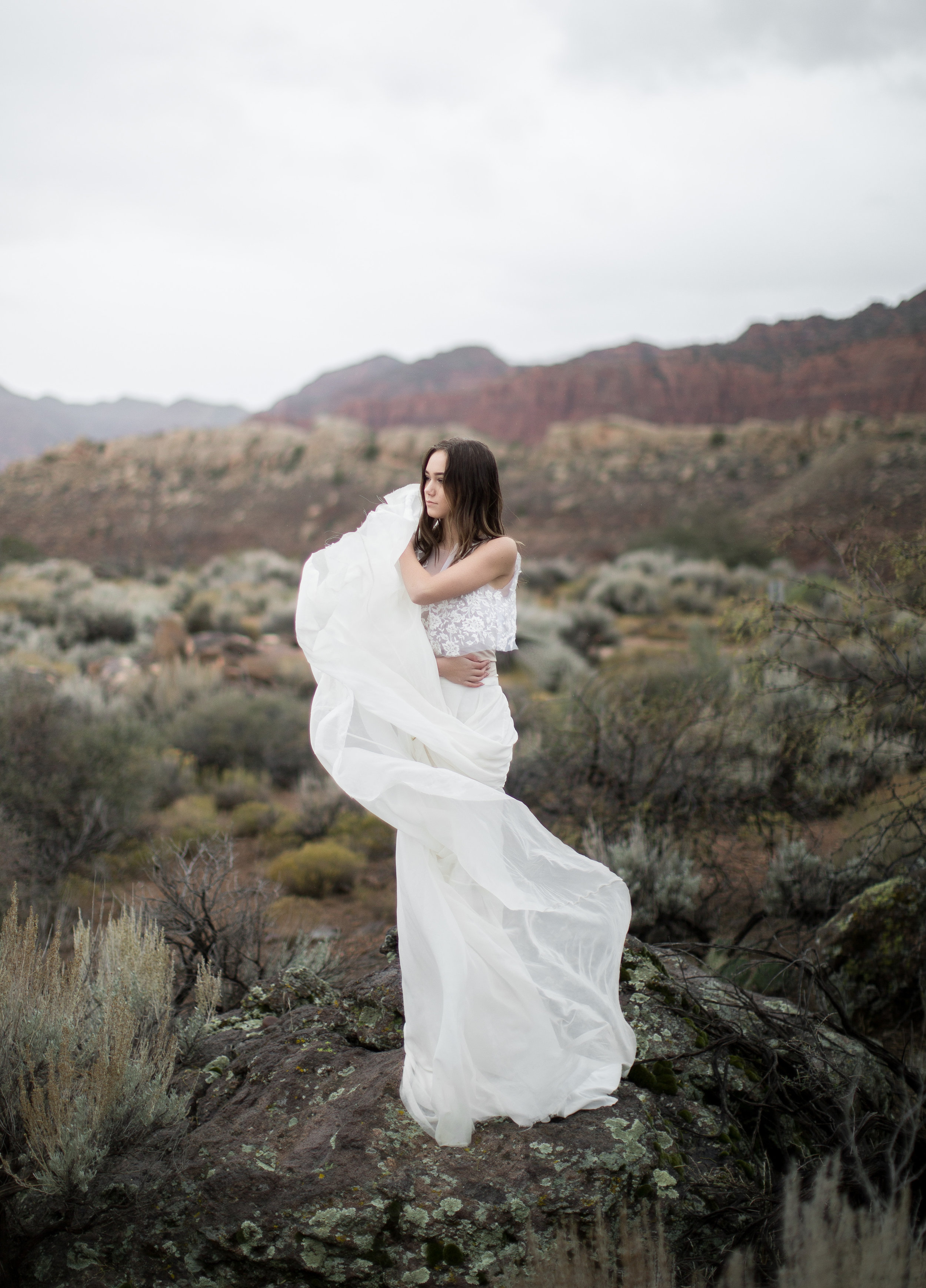 Dress - Gypsy Bride @gypsybride  Veil - Sibo Designs @sibodesigns  Shoes - Bella Belle Shoes @bellabelleshoes  Model Cere Campbell @cereously  Film Lab - PhotoVision Prints @photovisionprints