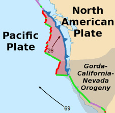 Plate tectonics tell the story of The Channel Islands