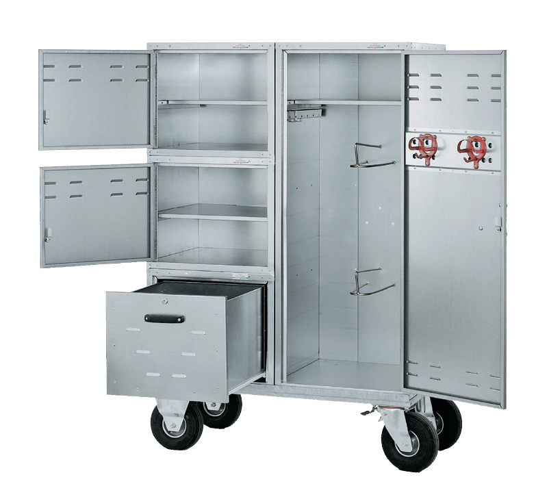 CABINETS & TRUNKS
