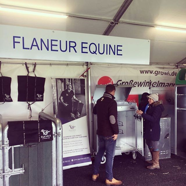 We love that Megan Jones loves our products as much as we do! So proud to be associated with such a professional team @themjet Best of luck this weekend we will be cheering you on 🐴👏🏼 #flaneurequine #meganjoneseventing #equestrianaustralia #melbourneinternational3de #mi3de #qualitystableproducts