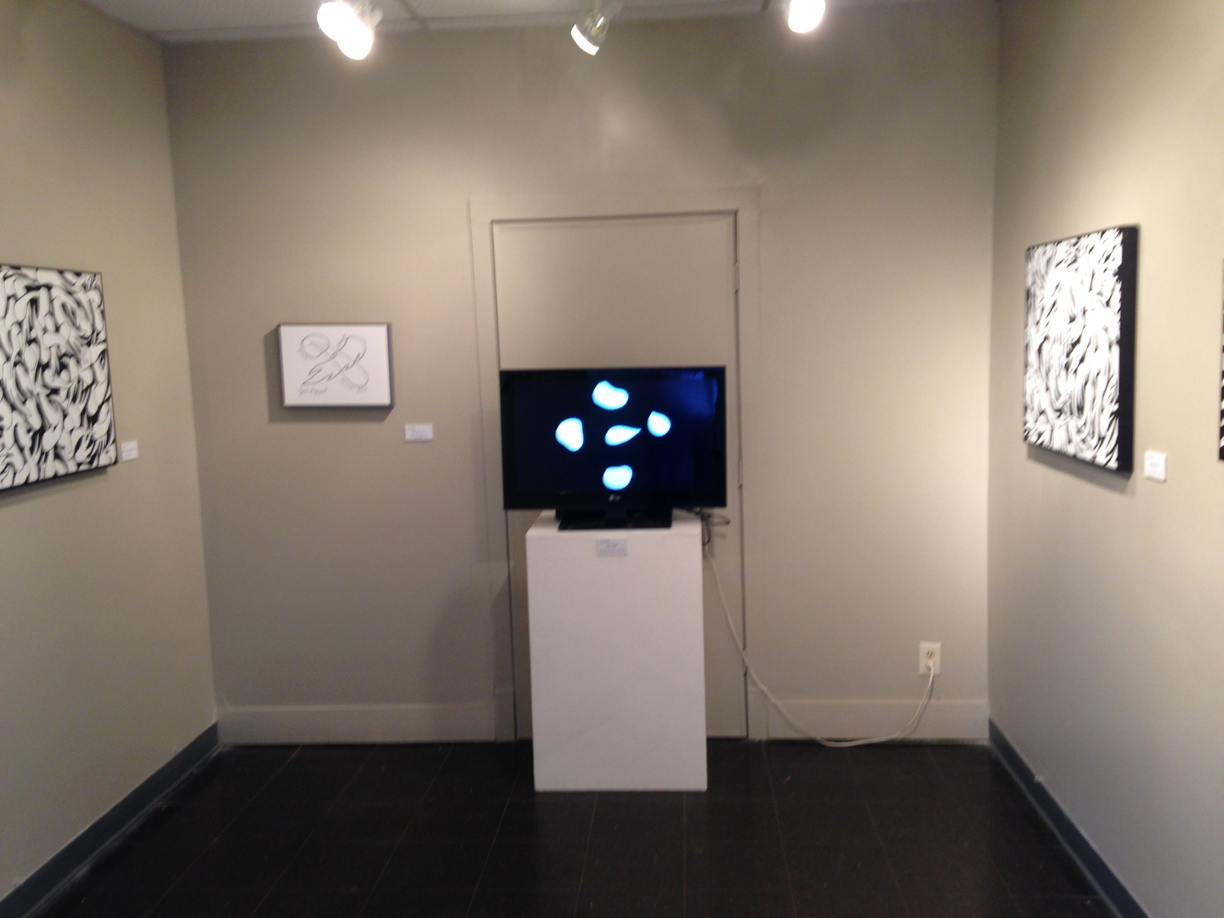 Conventional Exhibition of my Conventional Artwork
