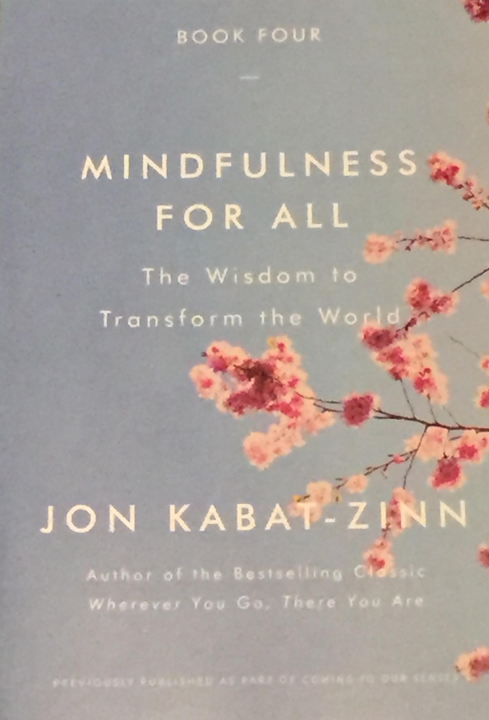 Mindfulness for All by Jon Kabat Zinn