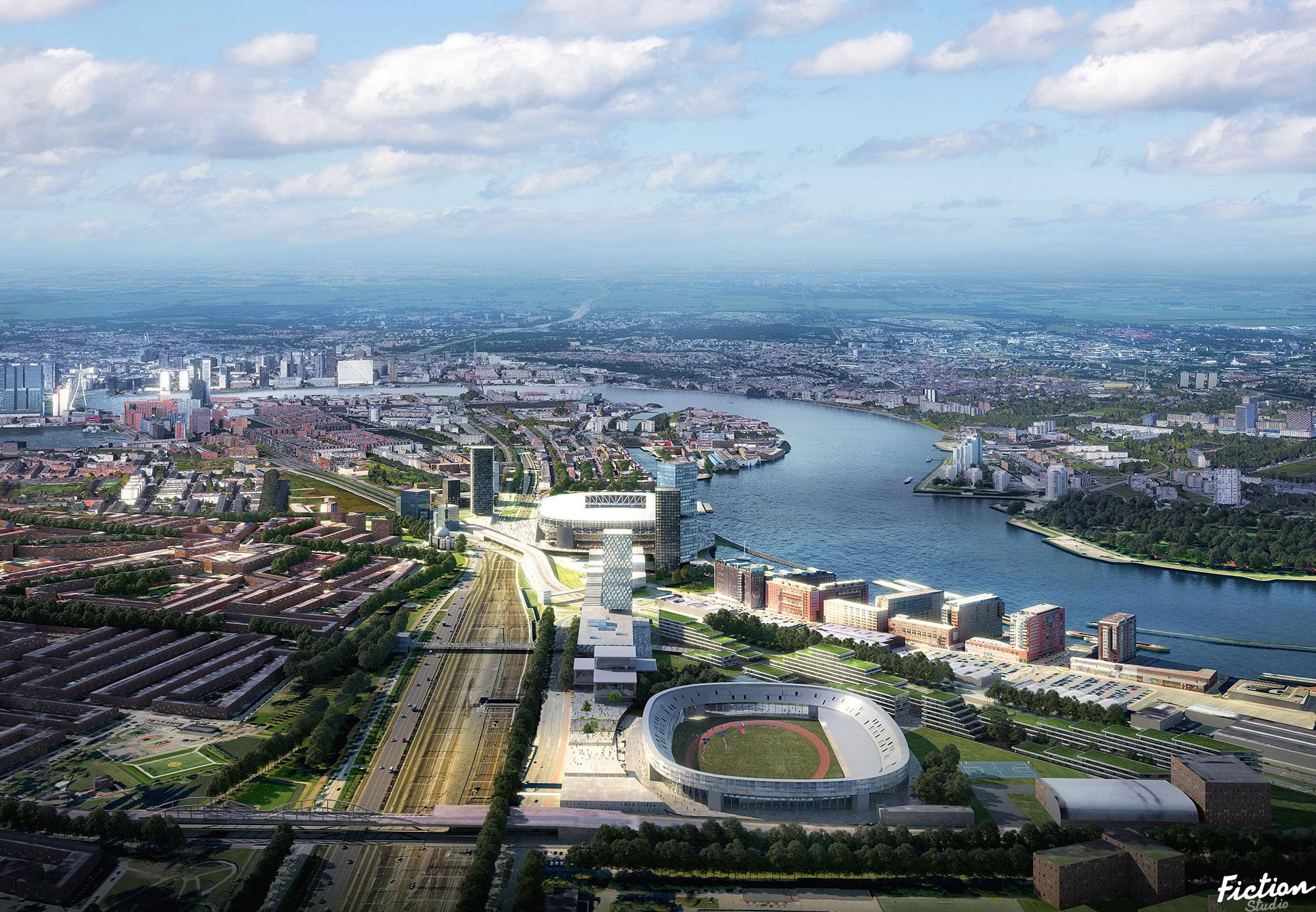 OMA - Feyenoord Stadium - Netherlands