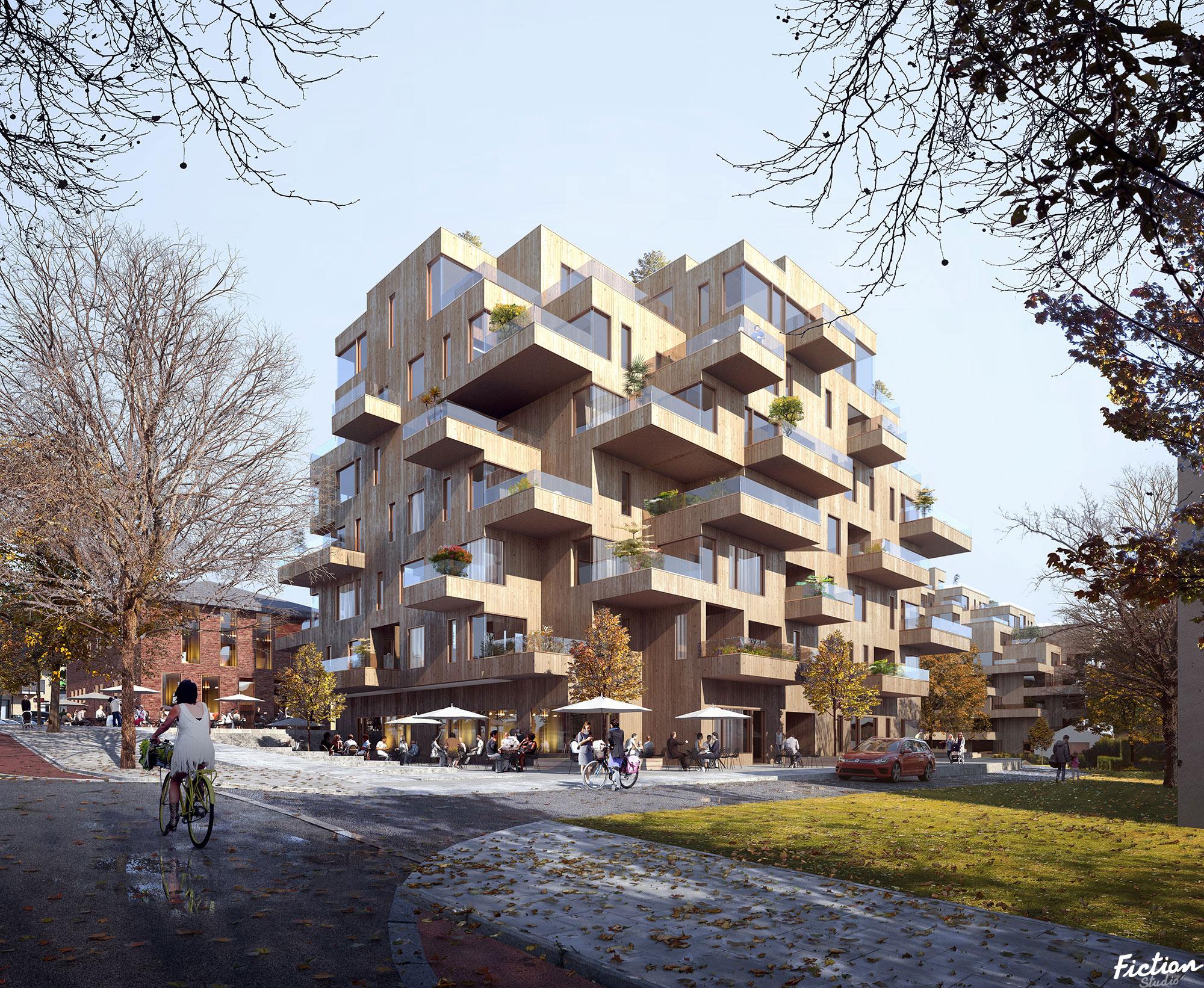 Code Arkitektur - Gotaasalleen - Norway