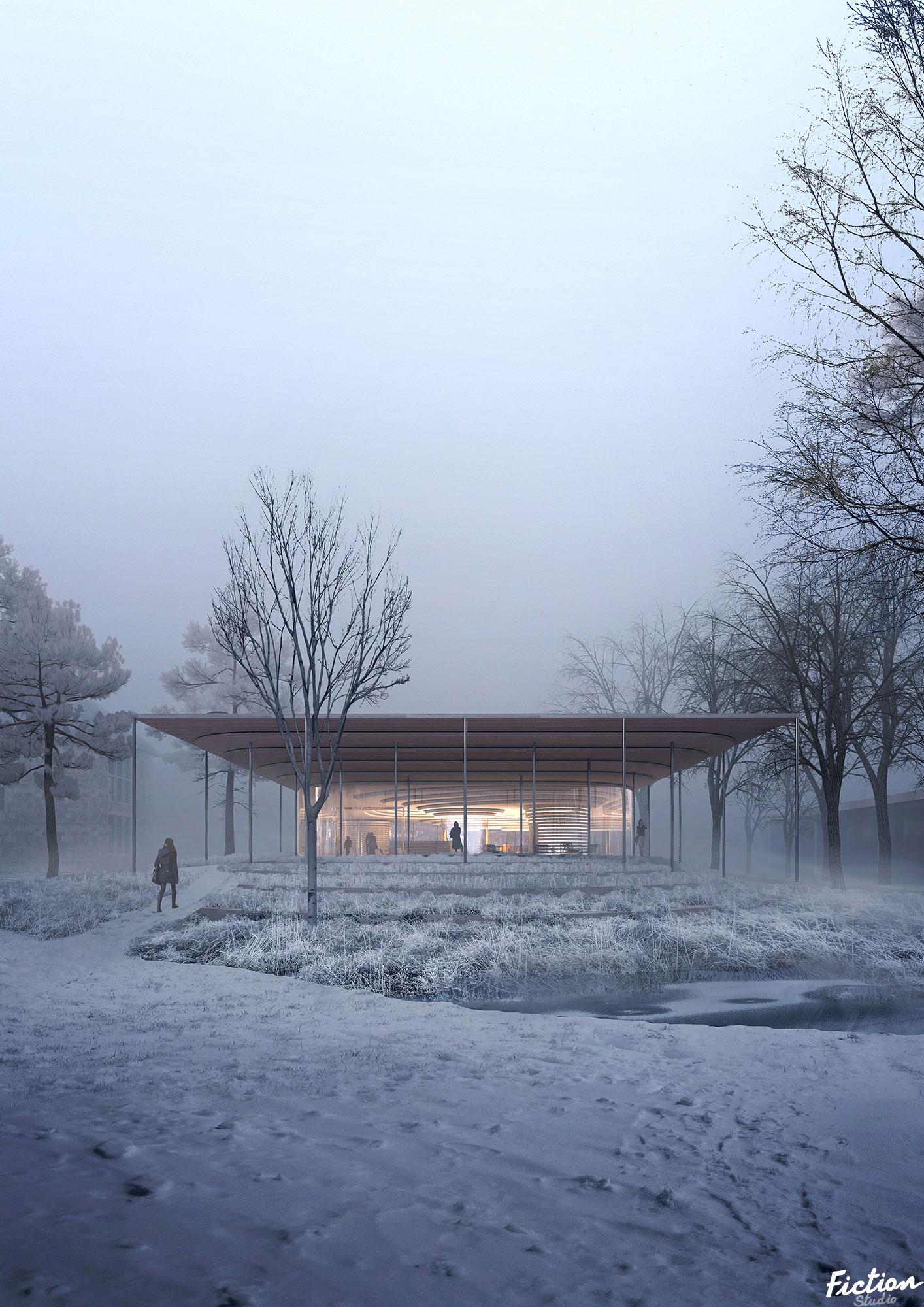 Cobe - Climatorium - Denmark