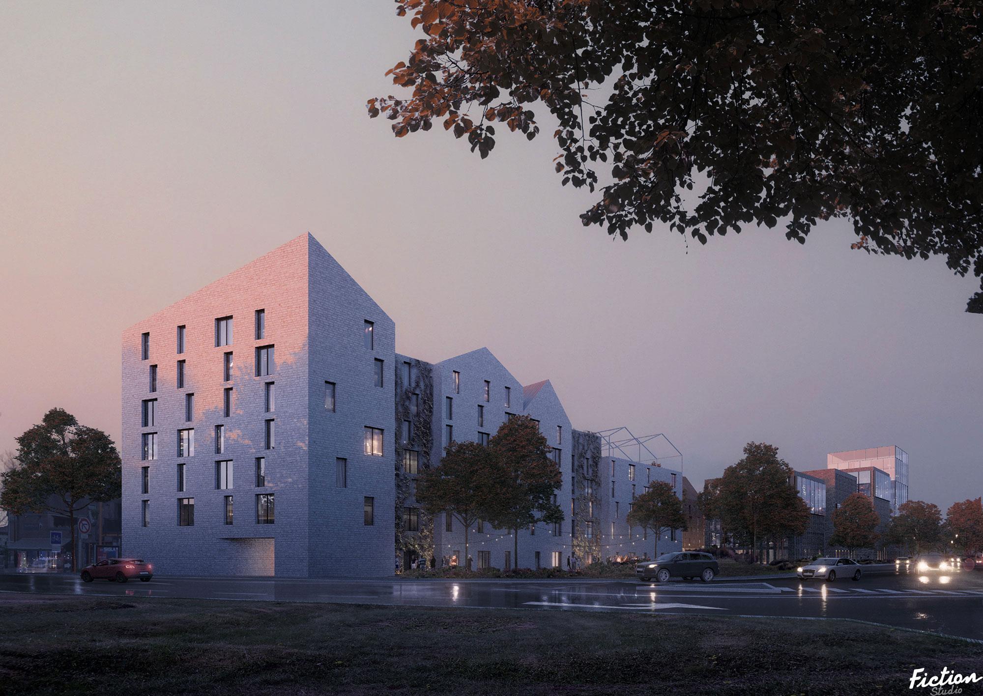 Artbuild - Madeleine - France