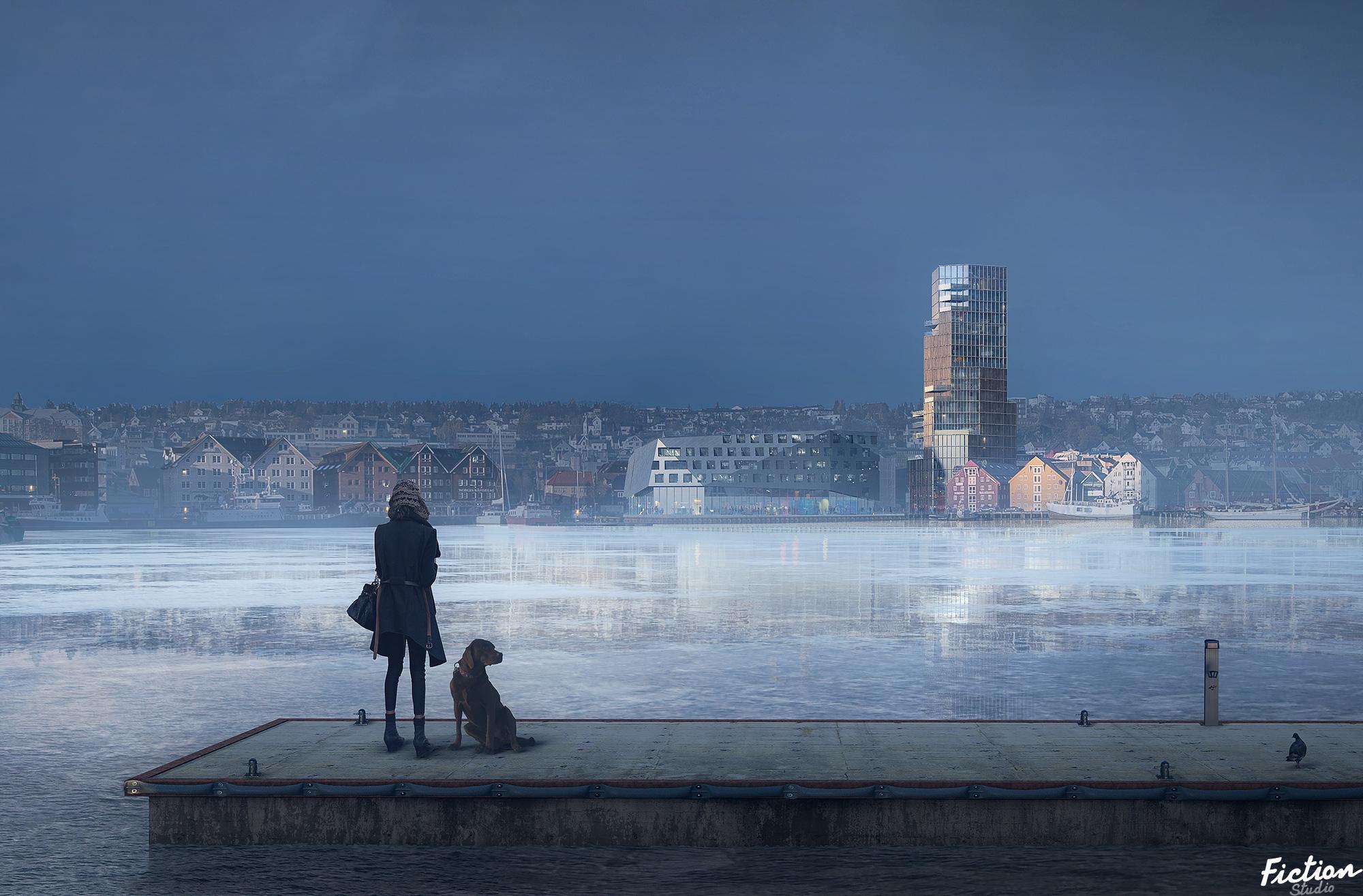 Code - Tromso - Norway