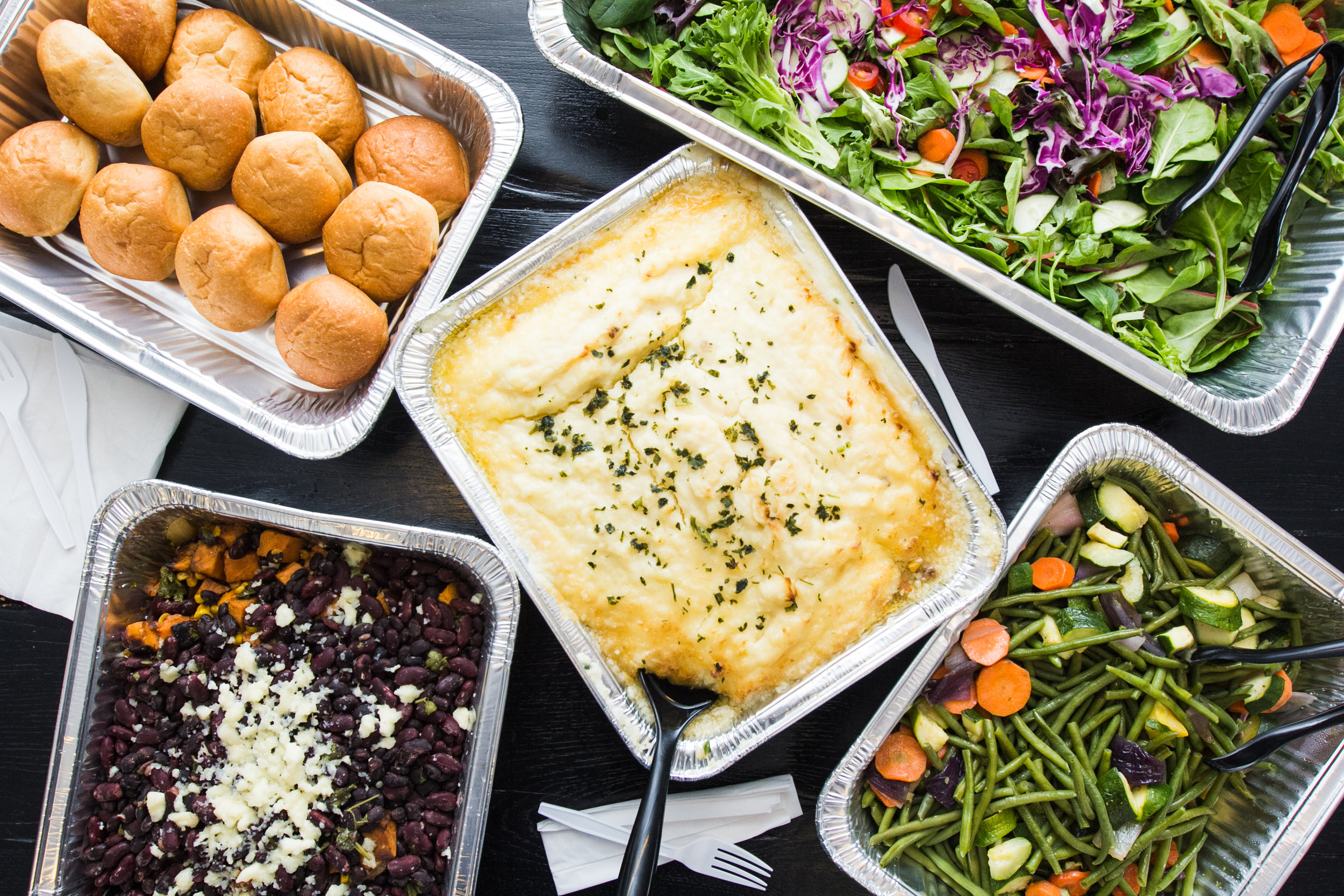 St. Patrick's Day Feast - [Star Catering Austin]