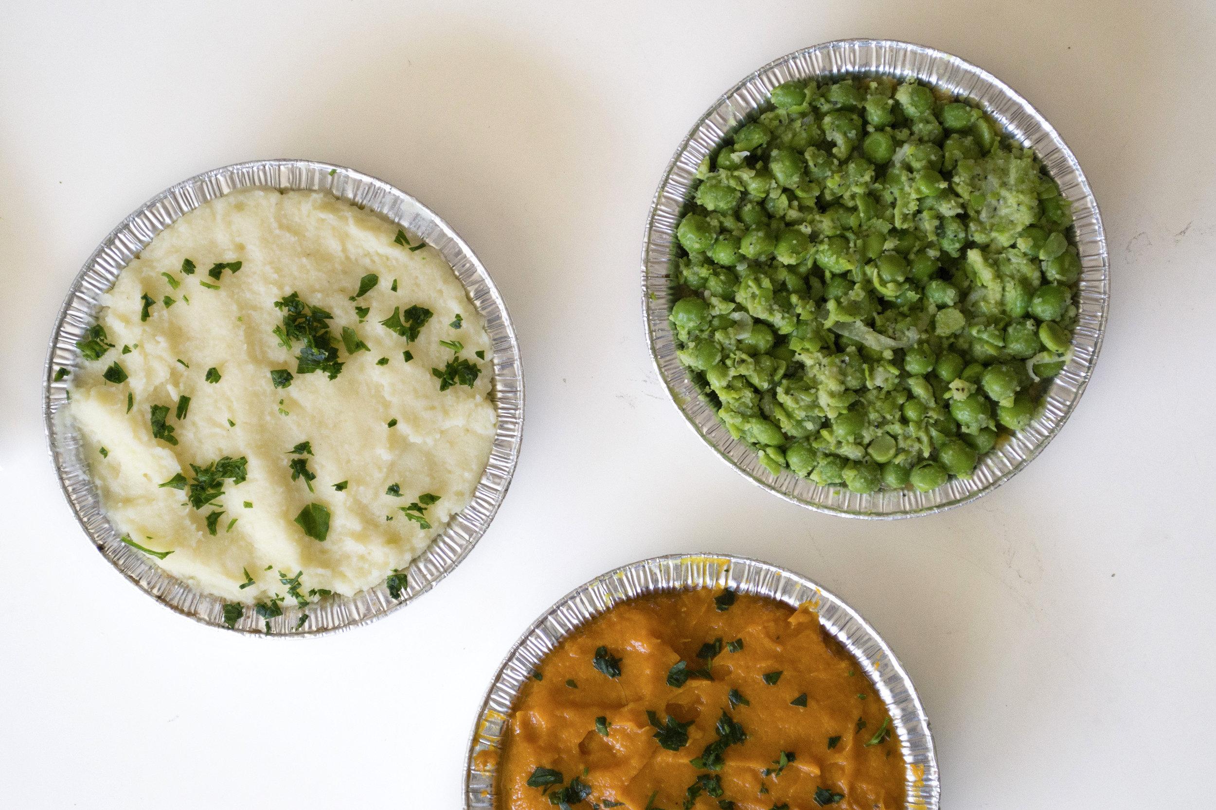 Fork-In Shepherd's Pie & Sides - [Fork-In Aussie Pies Los Angeles]
