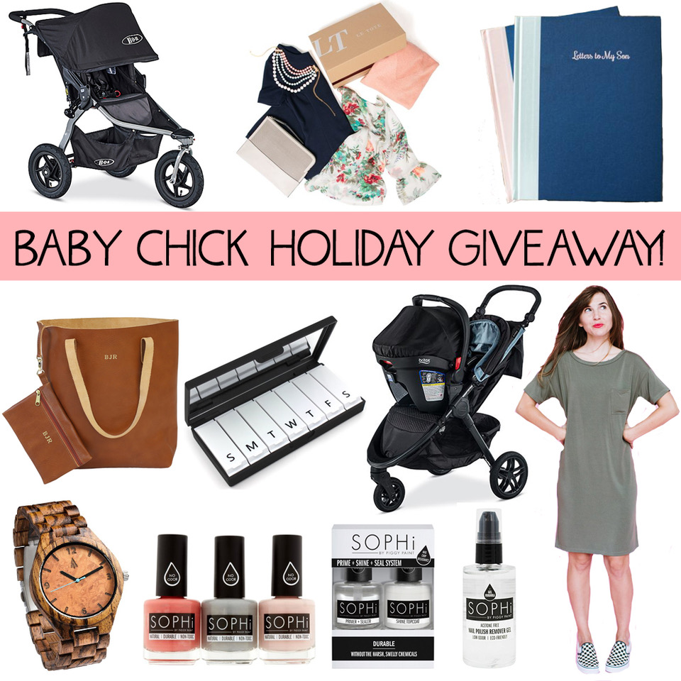 Baby Chick 2017 Holiday Gift Guide