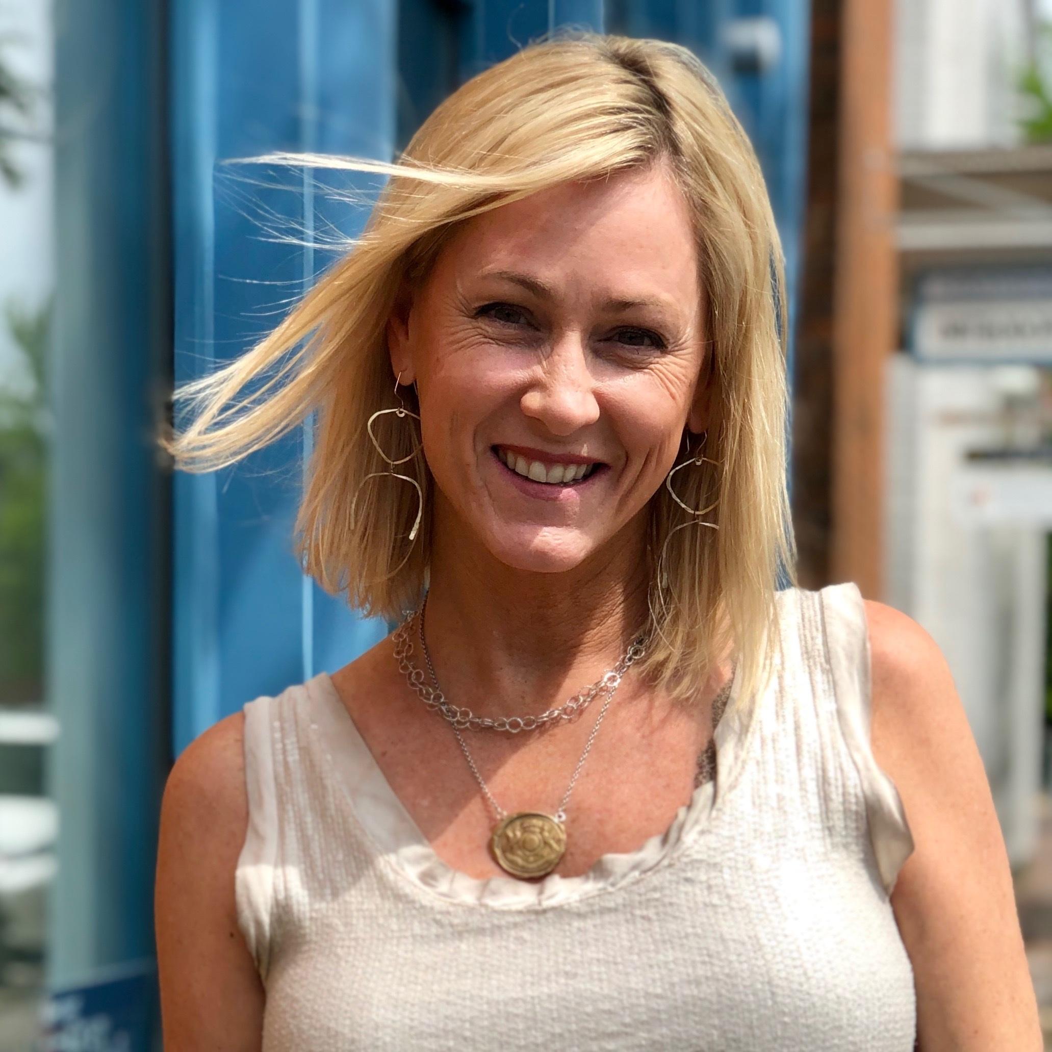 Jen Merchandiser at The James Salon and Boutique Grand Rapids MI