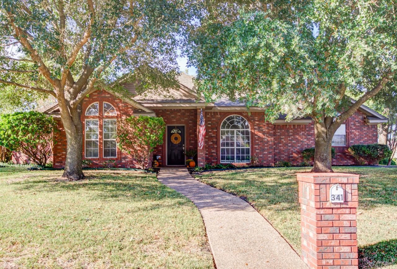 Hewitt, Texas Home