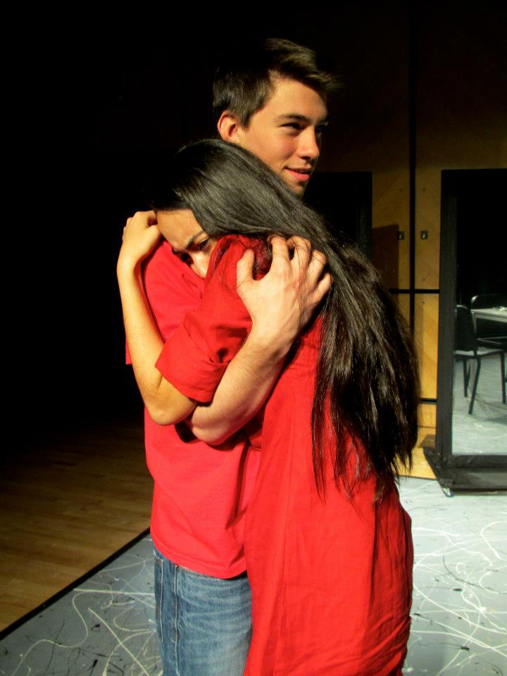 Next to Normal  || Gabe Goodman  with Rachel Goldstein at the Saybrook Underbrook