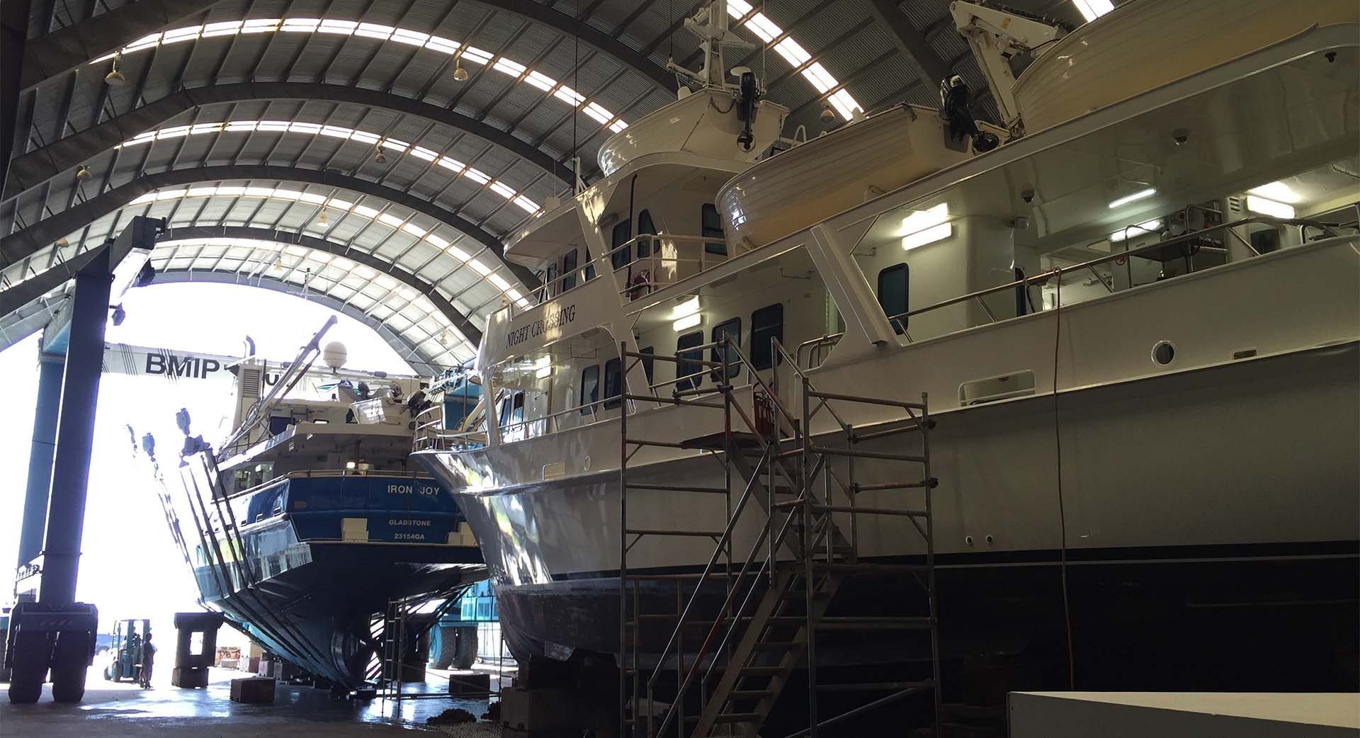 Project sheds, Hardstand, Brisbane Australia