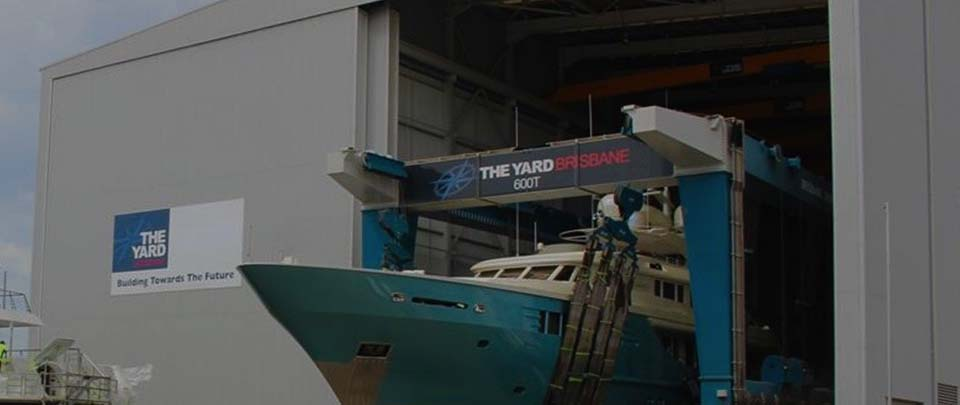 Project sheds marine