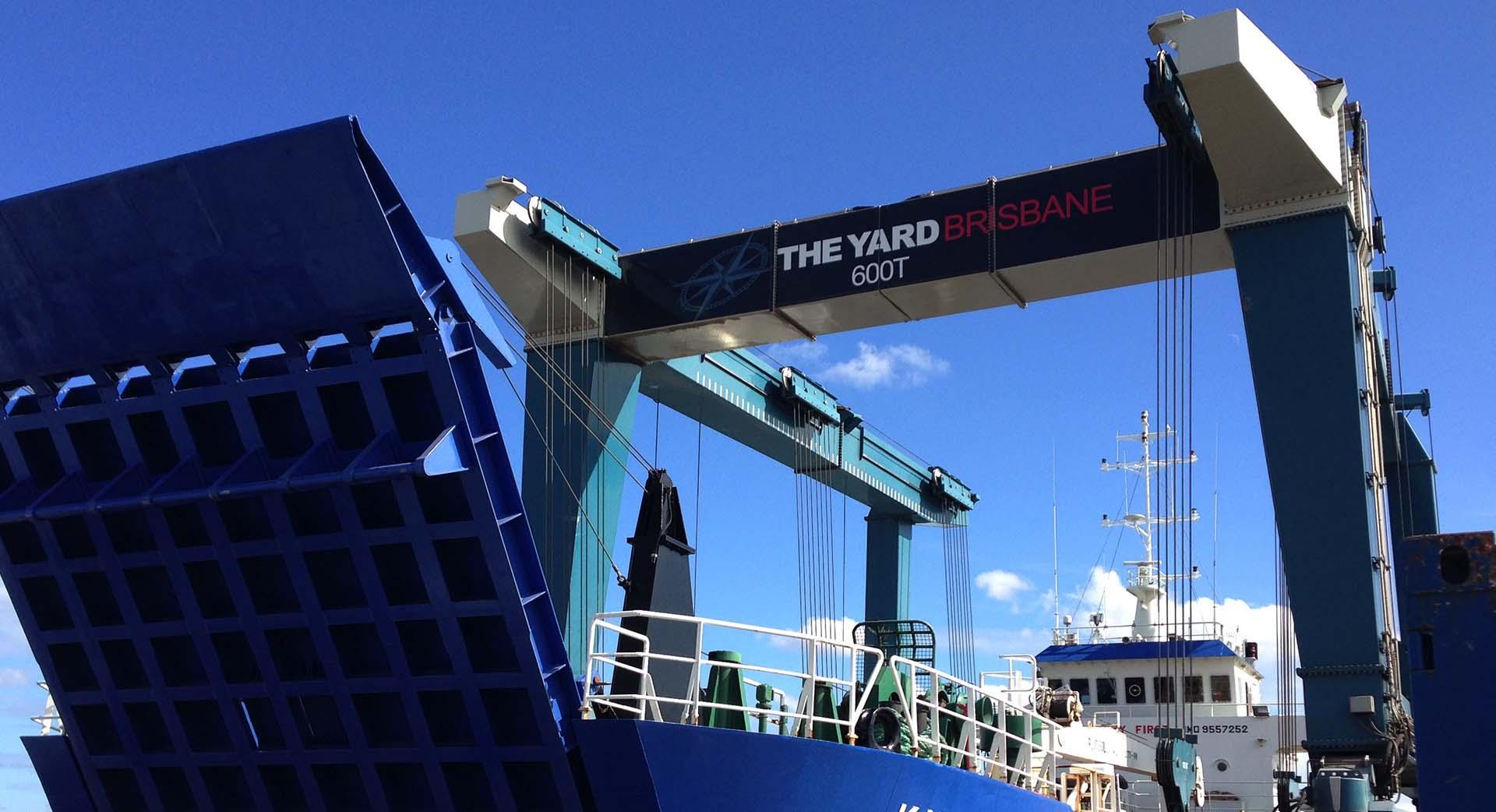 The Yard Brisbane Project Management
