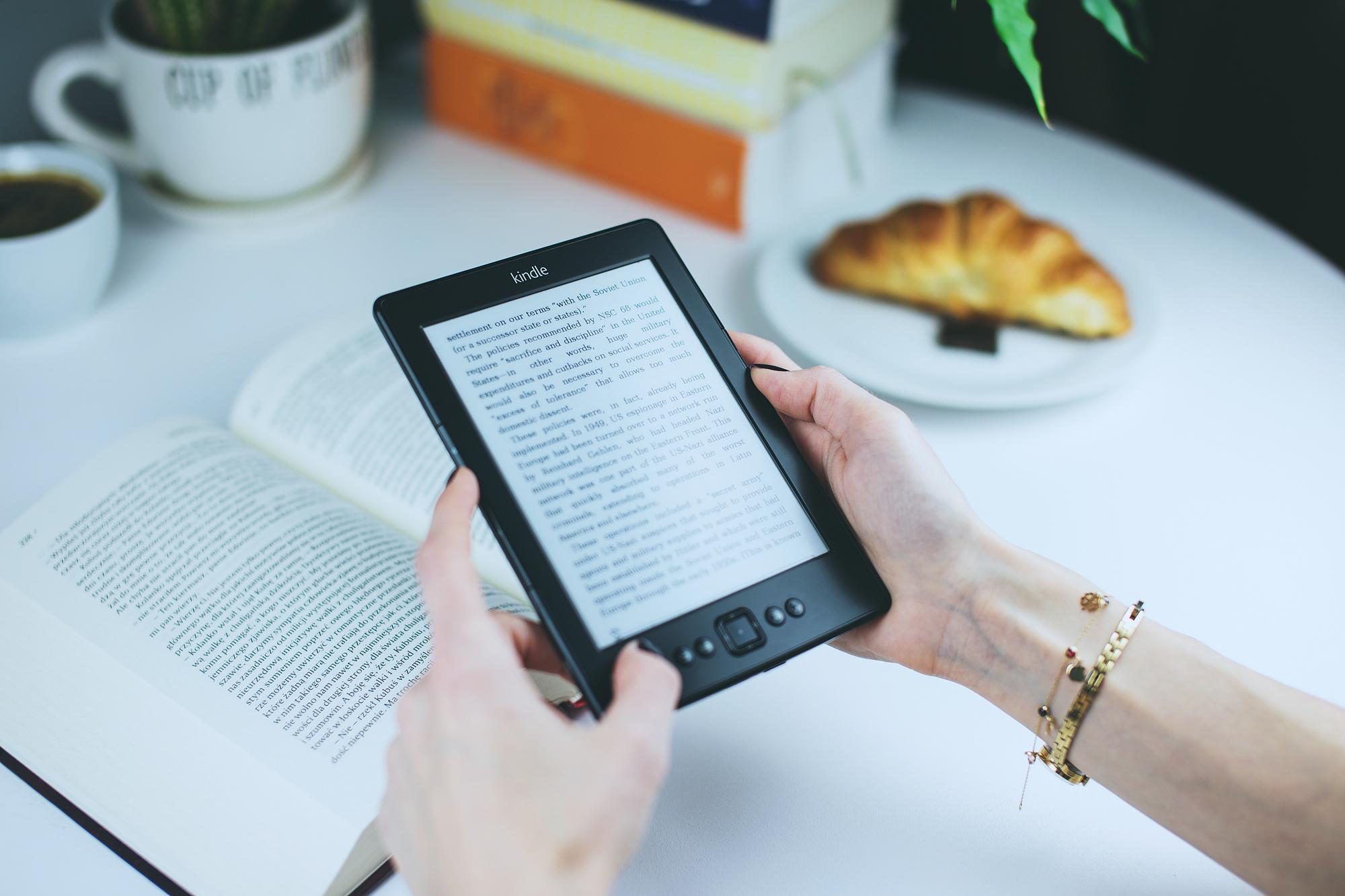 THE E-BOOK