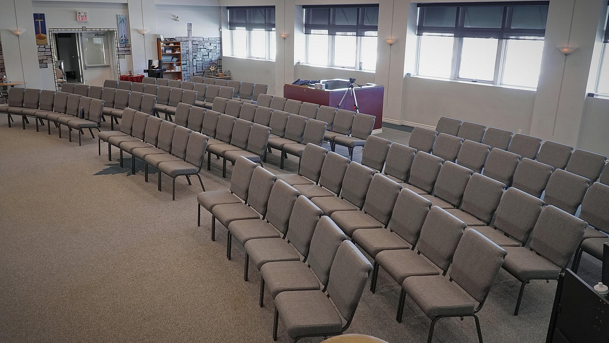 Whiteshell chairs at PCC 02.jpg